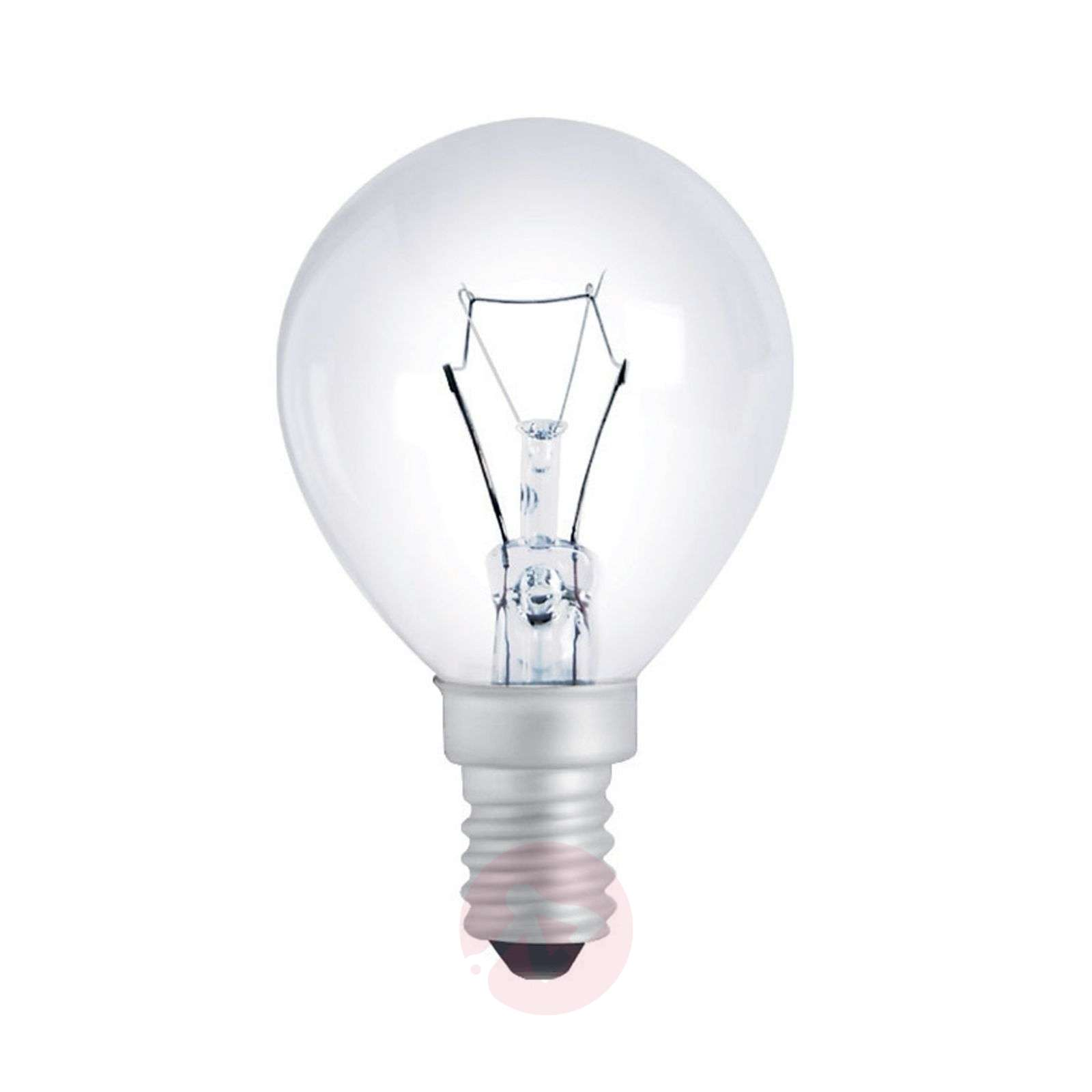 E14 40 W clear golf ball bulb-7504204-01