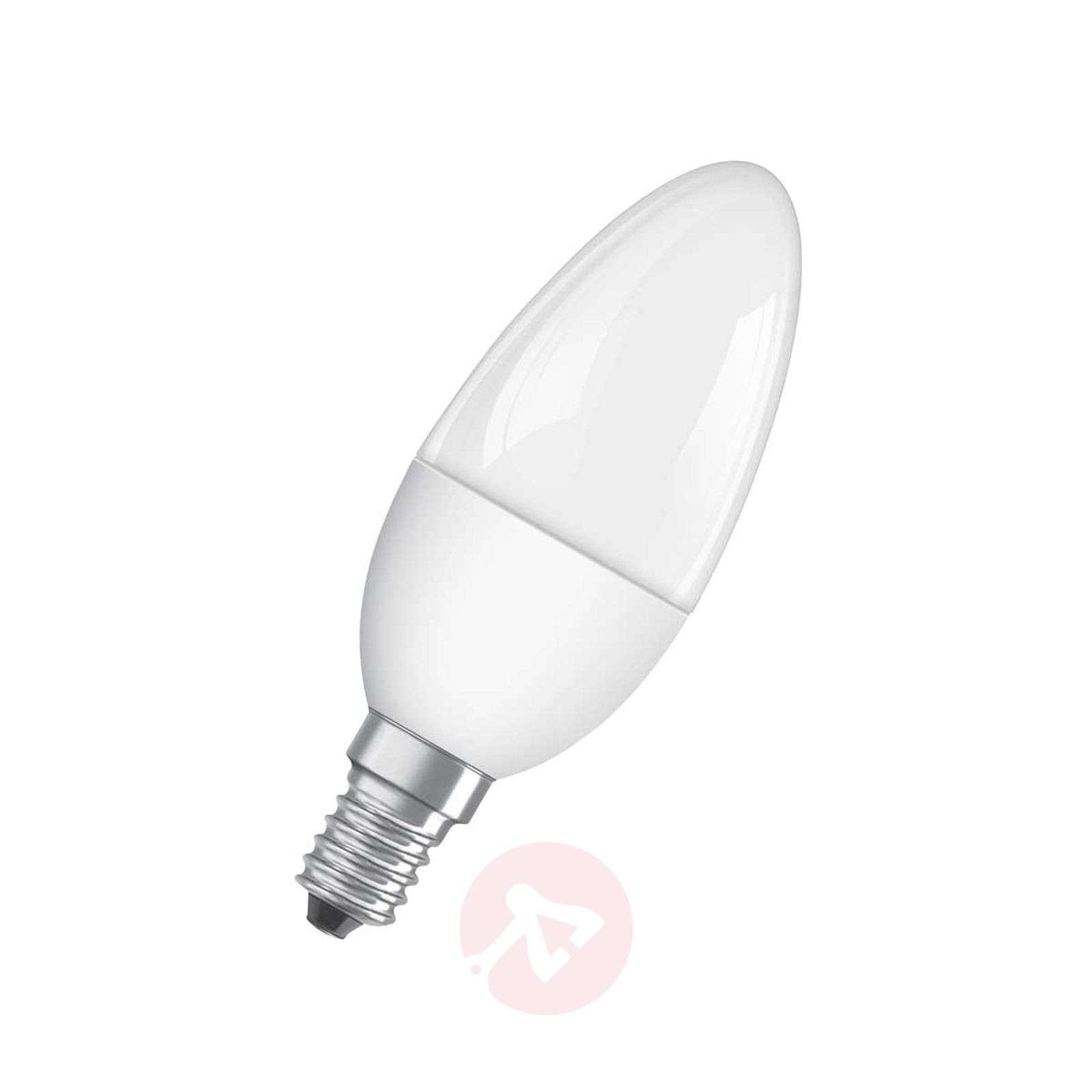 E14 5,5W 827 LED candle bulb Superstar, matte-7260672-01