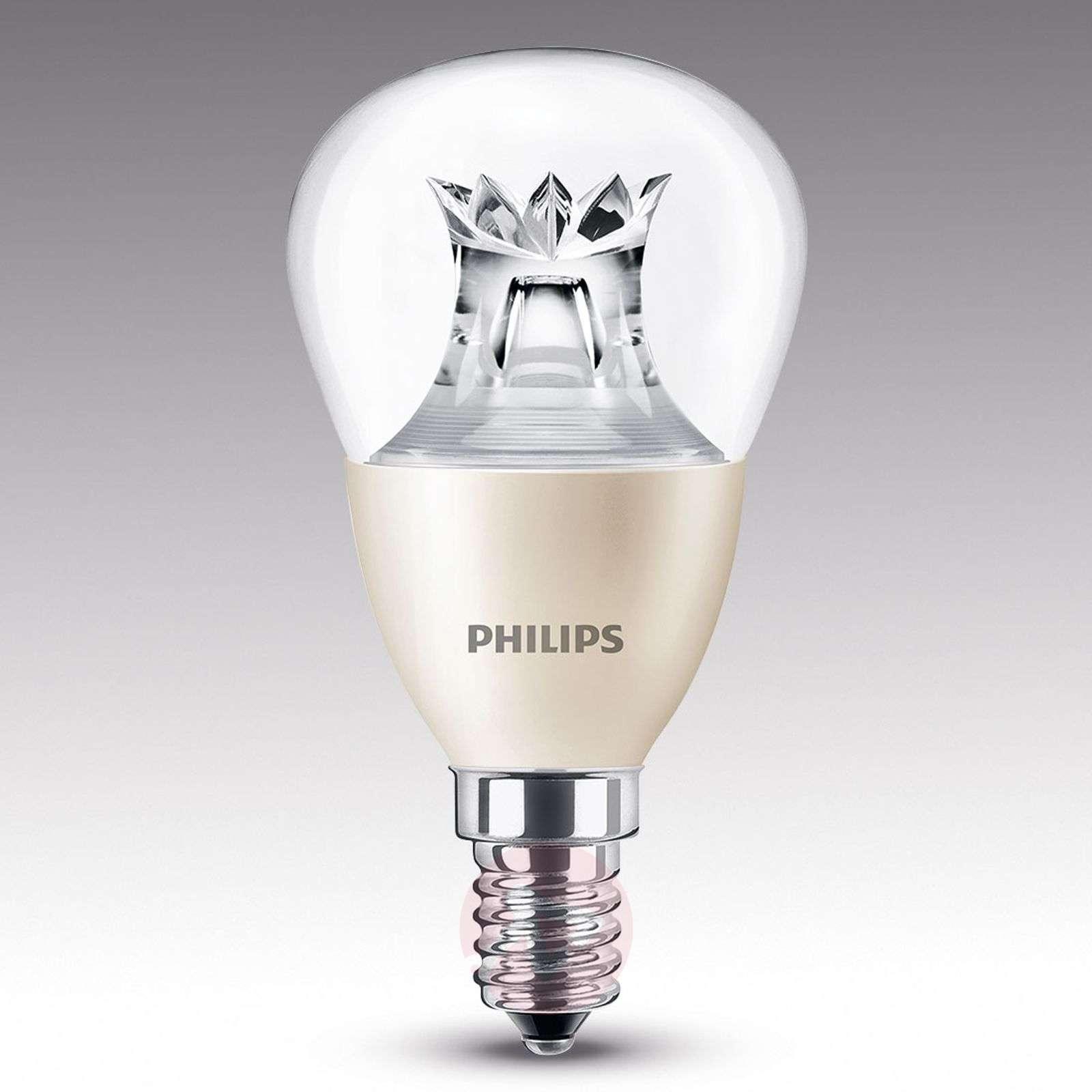 E14 6 W 827 Led Golf Ball Bulb Warm Glow Lights Ie