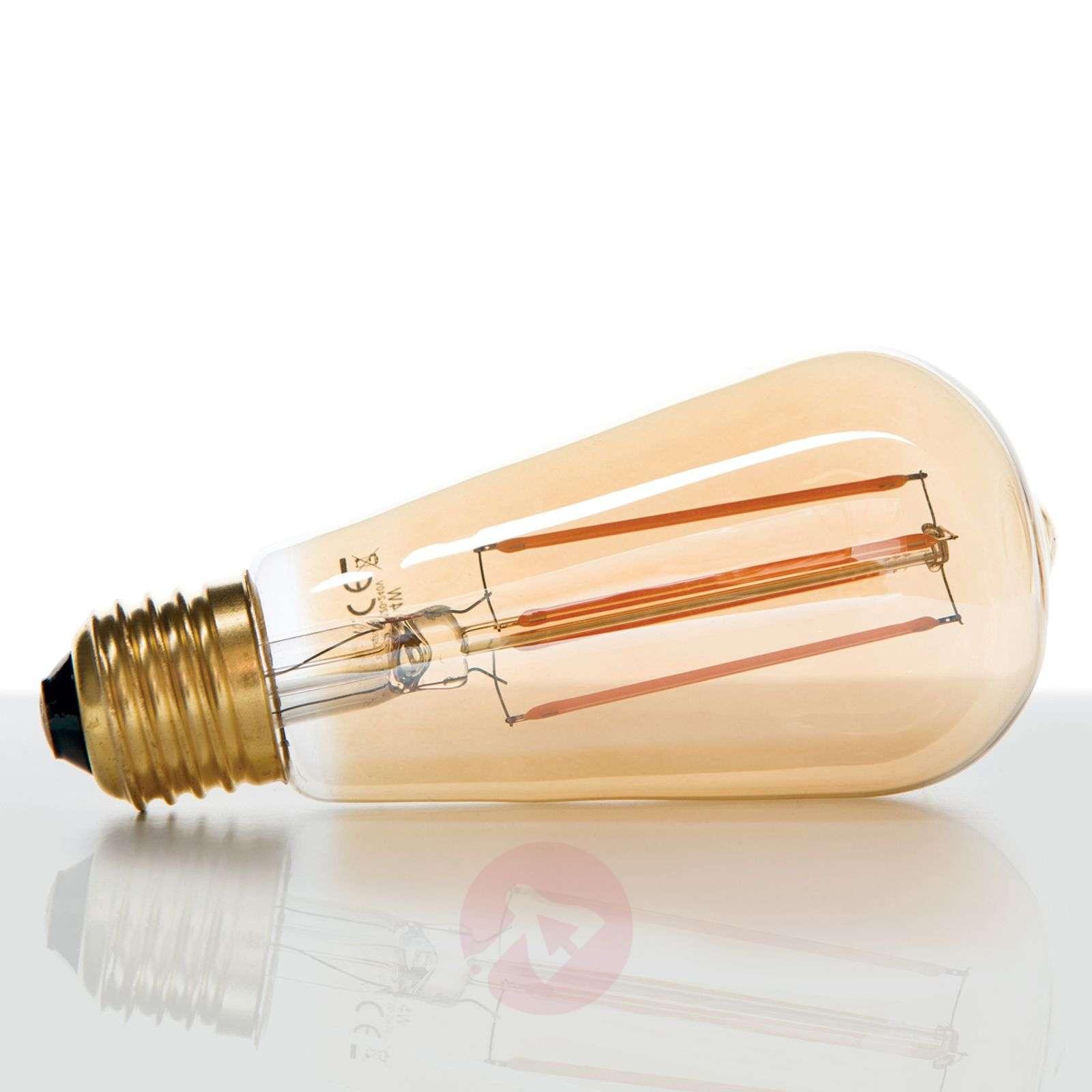 E27 4W 822 LED rustic lamp-7255125-01