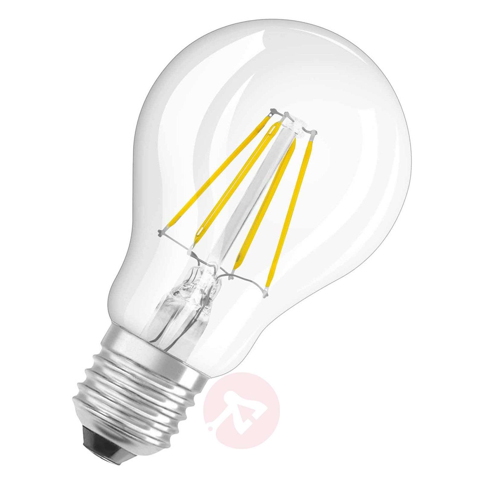 E27 4 W 827 filament LED bulb, set of two-7260964-01