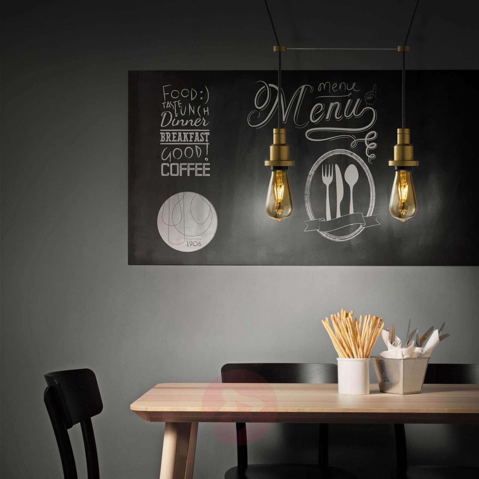 E27 6,5W 824 LED rustic bulb Vintage Edition 1906-7260828-01