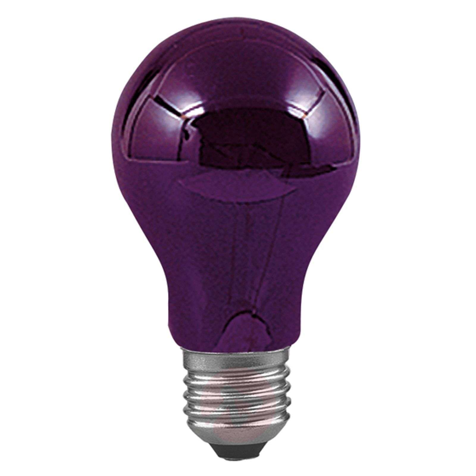 E27 75 W black light bulb, dimmable-7601022-01
