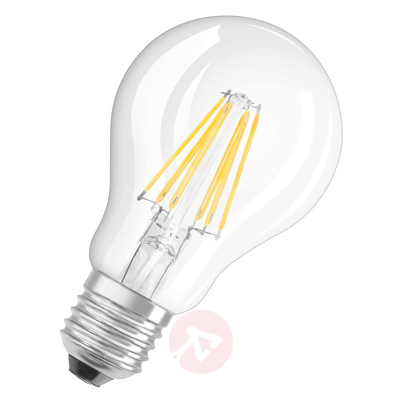E27 7W 827 filament LED bulb, set of two-7260965-01