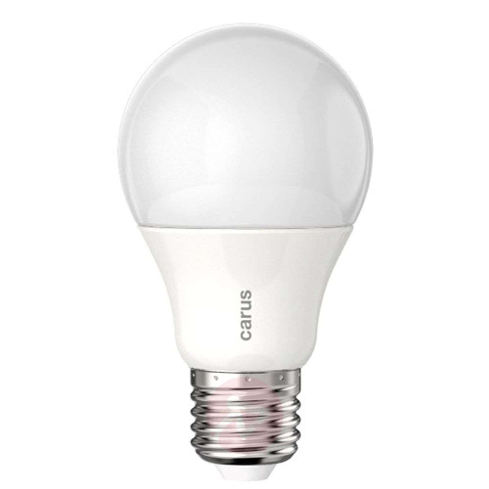 E27 8.6W 927 LED bulb, matt, dimmable-2025004-01