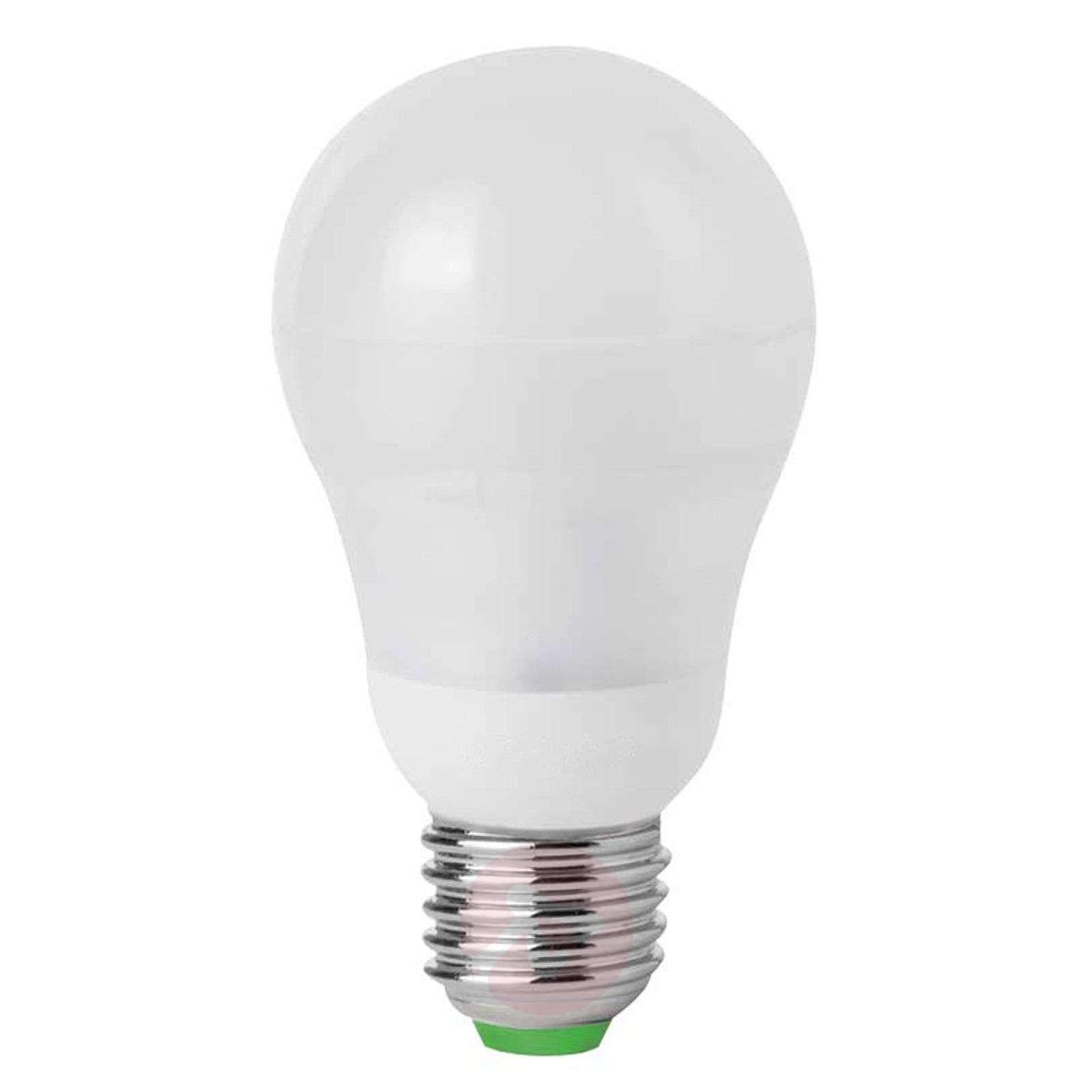 E27 8W 828 MEGAMAN LED bulb, warm white-6530169-01