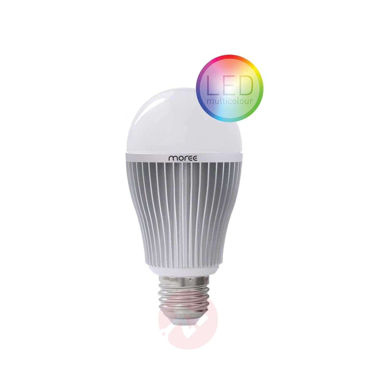 E27 9 W RGBW LED bulb, WIFI or radio-6537093-01