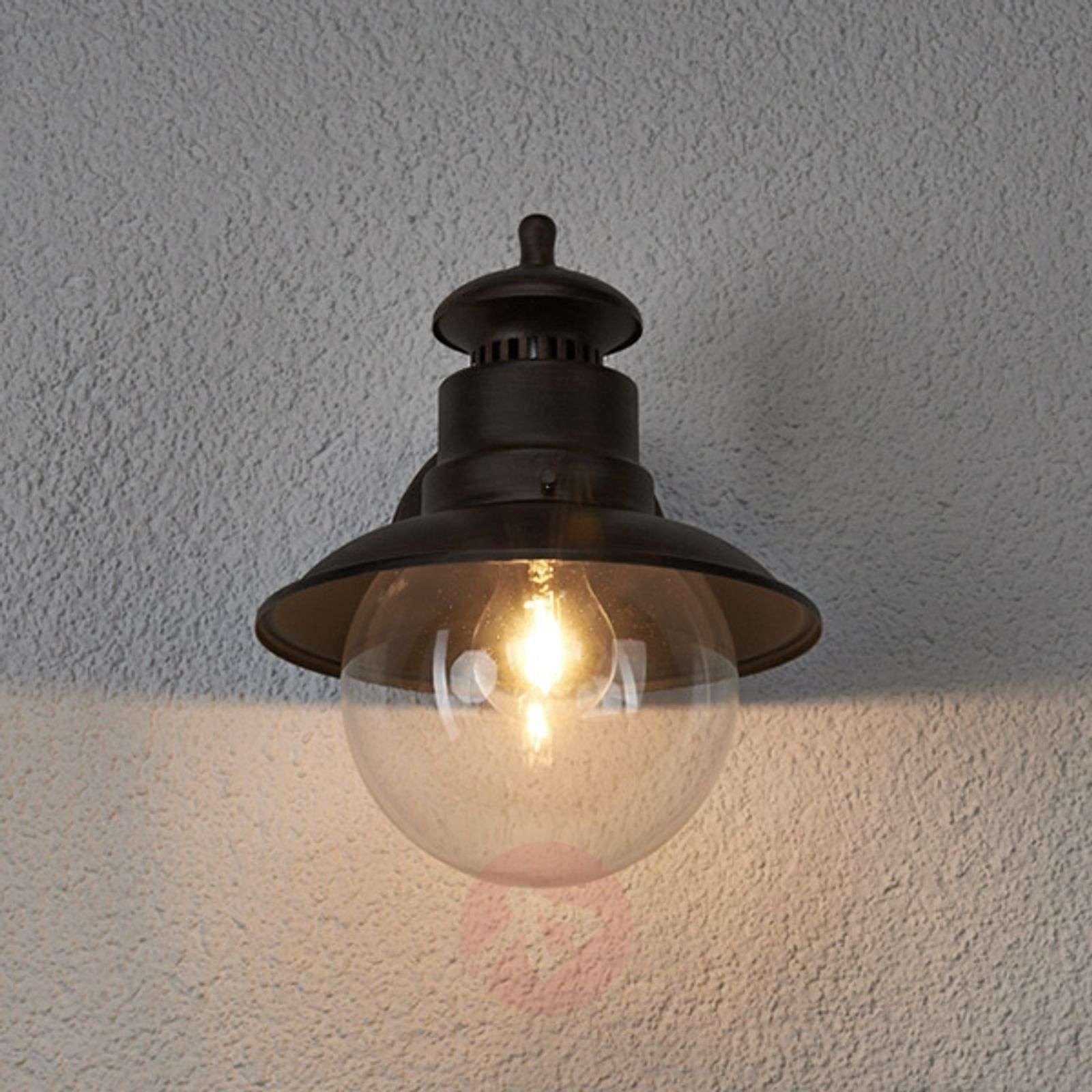 Eddie Outside Wall Light Rustic IP44-9630001-01