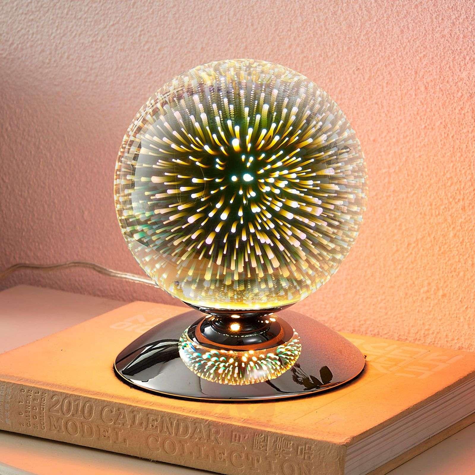 Effective table lamp Isumi, spherical-9621317-02