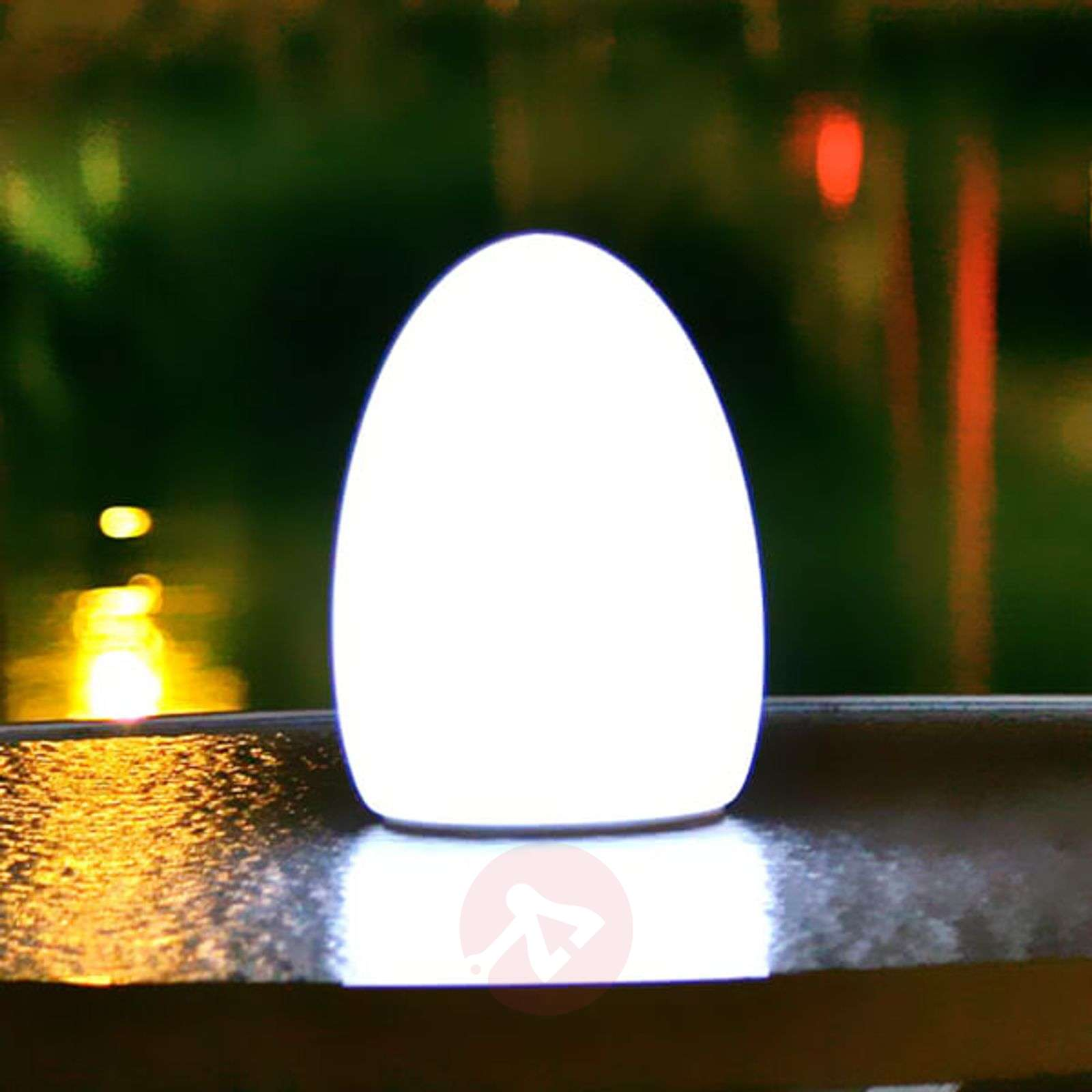 Egg decorative light, controllable via app-8590016-01