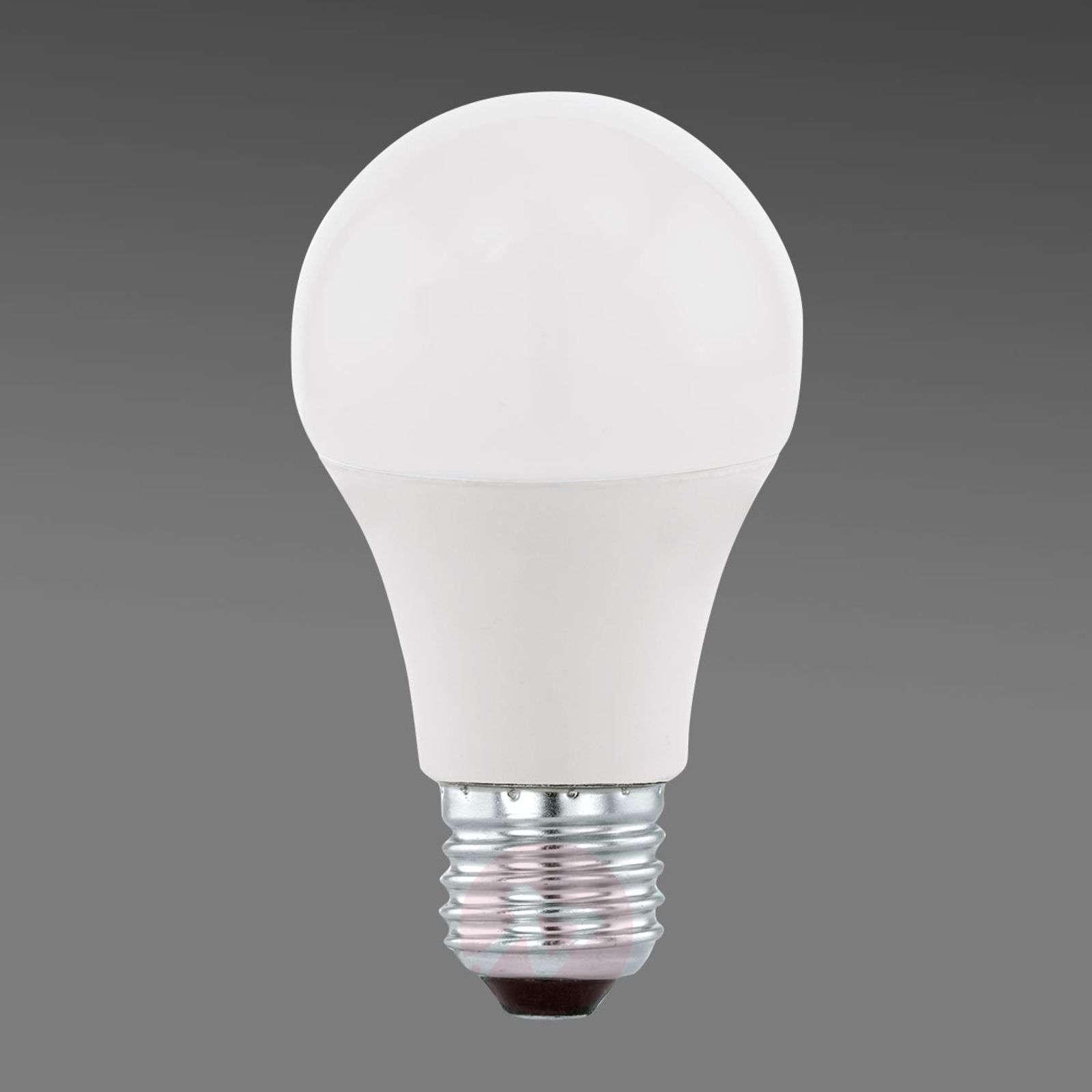 EGLO connect LED bulb E27 9 W LED RGB and white-3032050-01