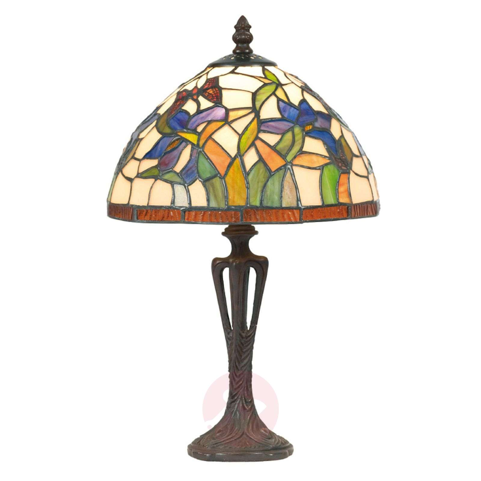 ELANDA table lamp in the Tiffany style-1032162-01