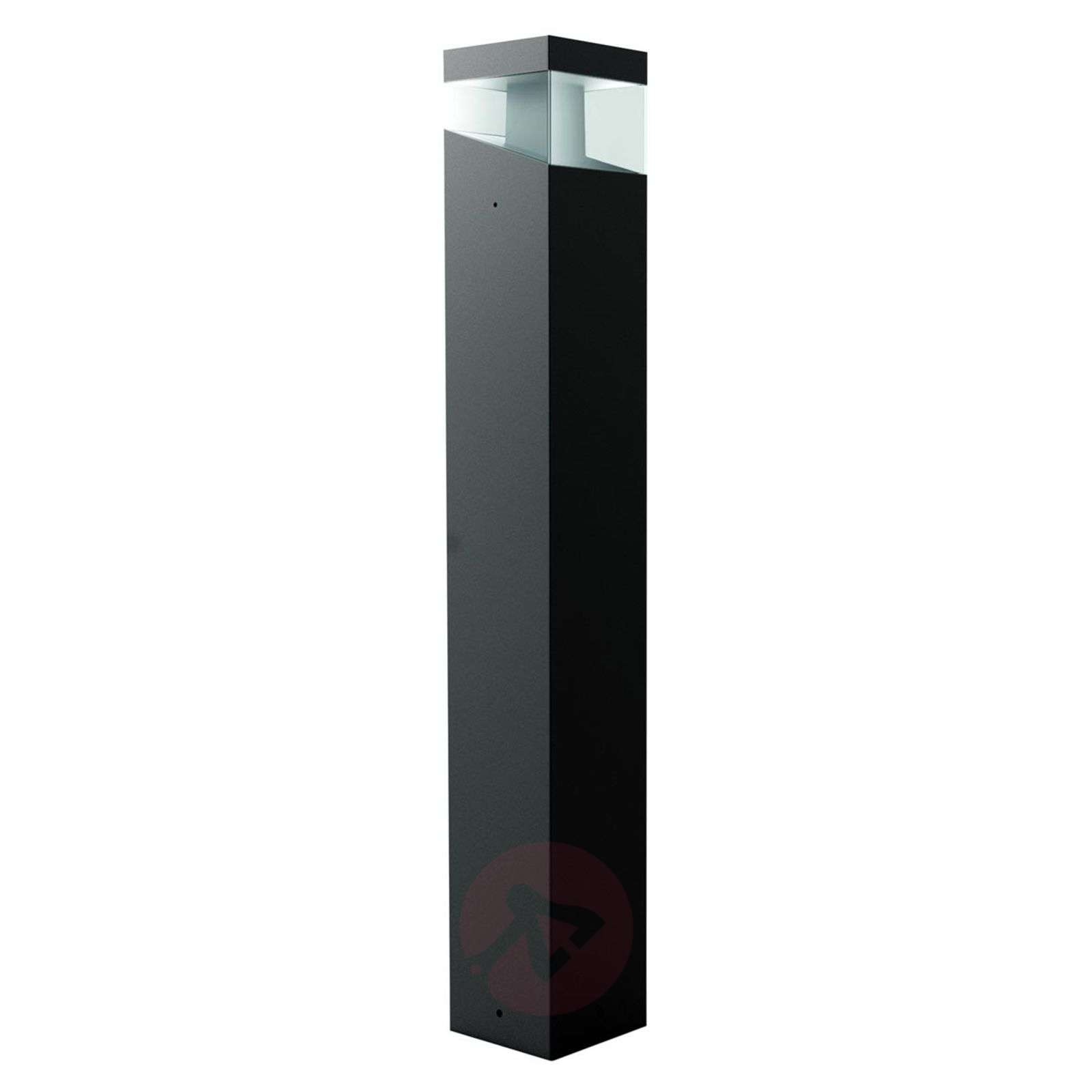 Elegant designer LED path light Tetragono-1061005-01