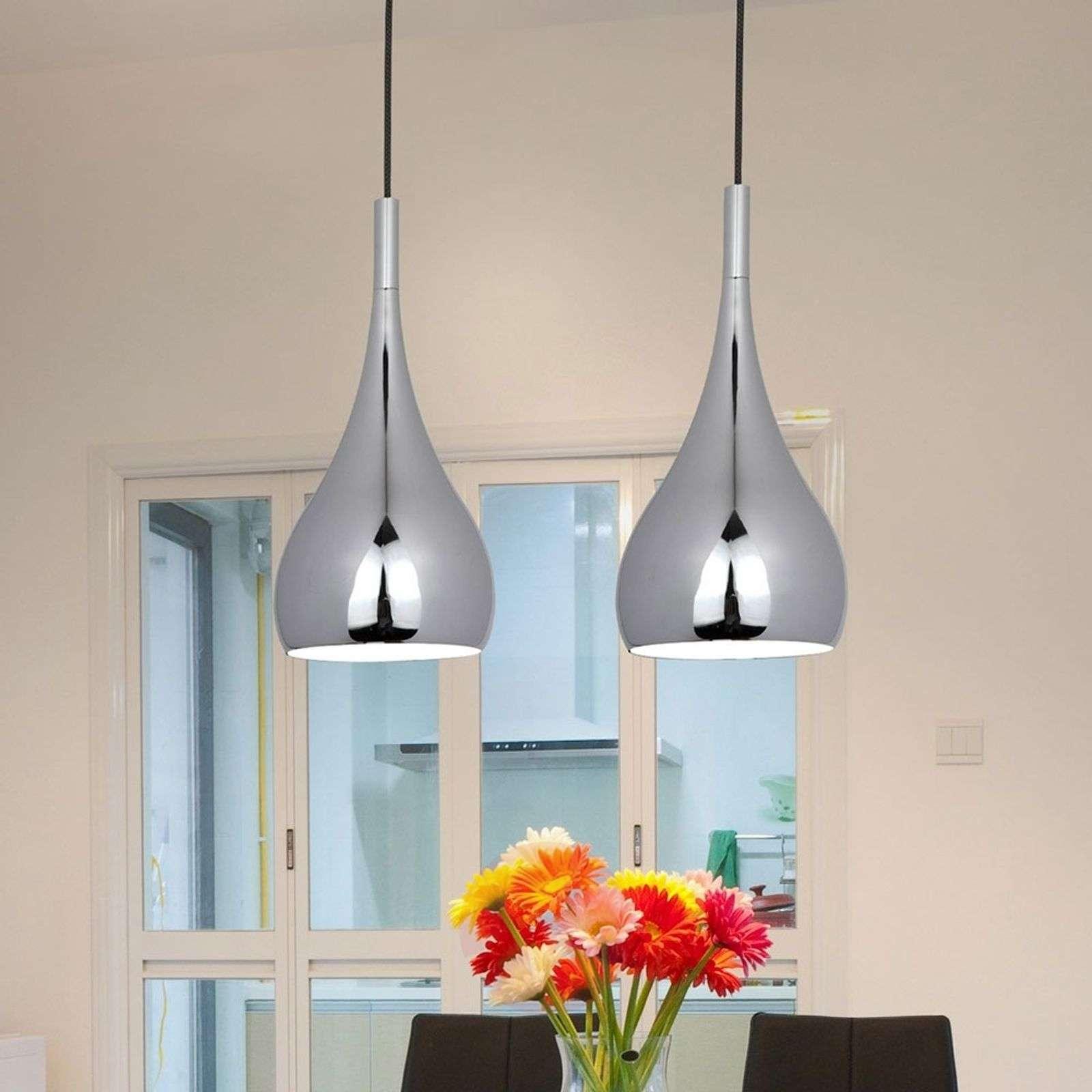 Elegant hanging light Anja, two-bulb-7000412-01
