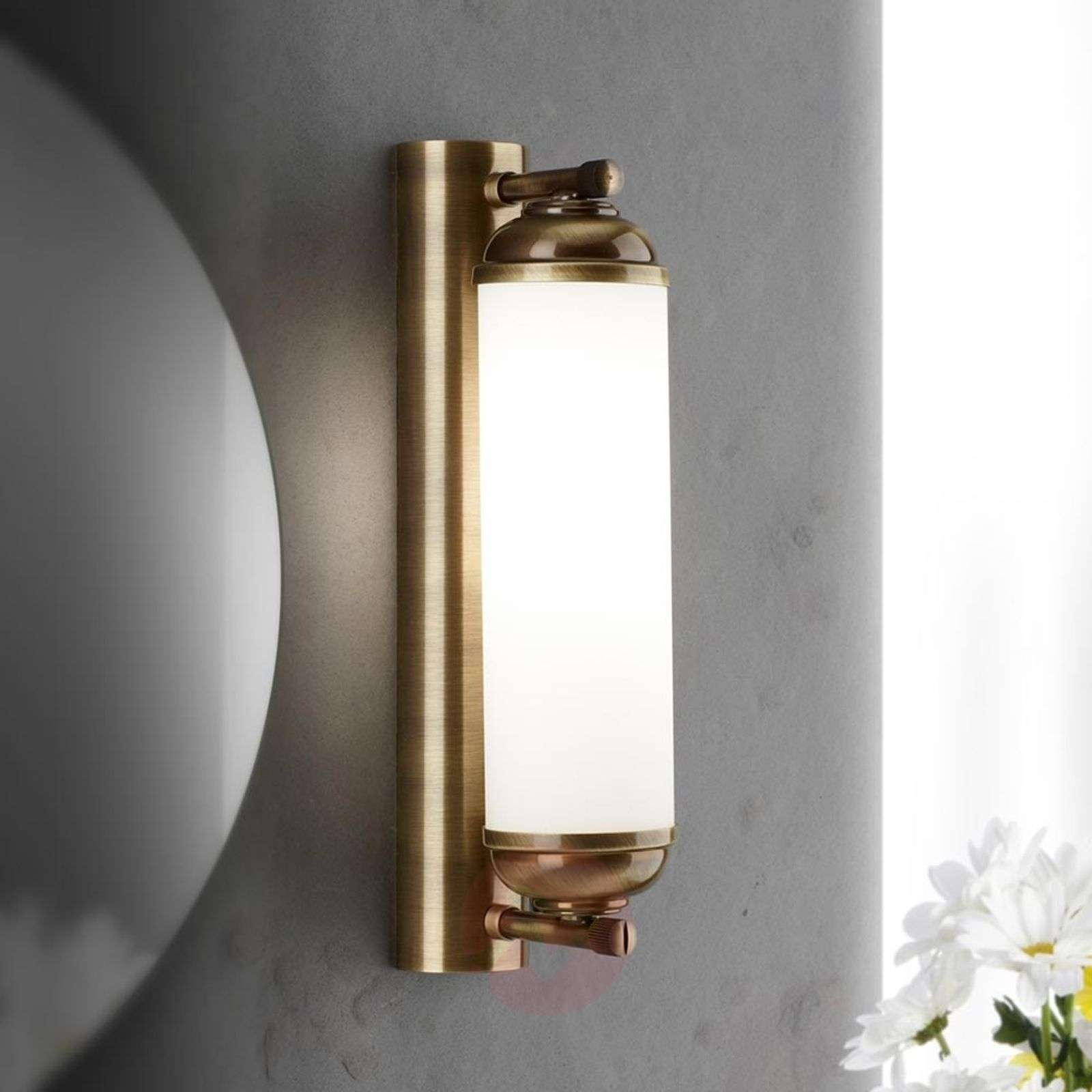 Elida Wall Light High-Quality Single Bulb-7254587-01