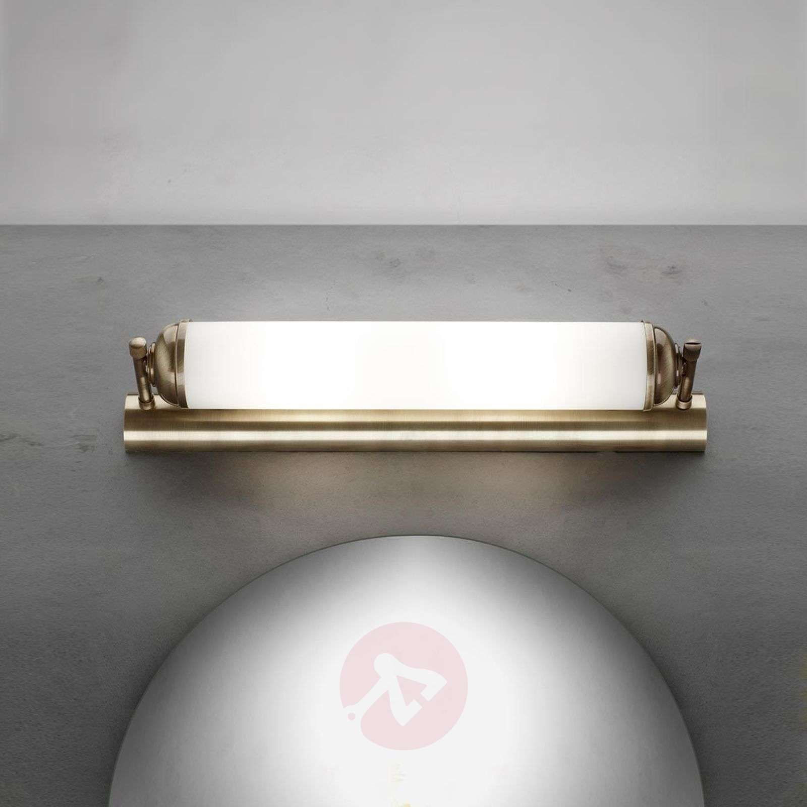 Elida Wall Light Made of Solid Brass-7254664-01