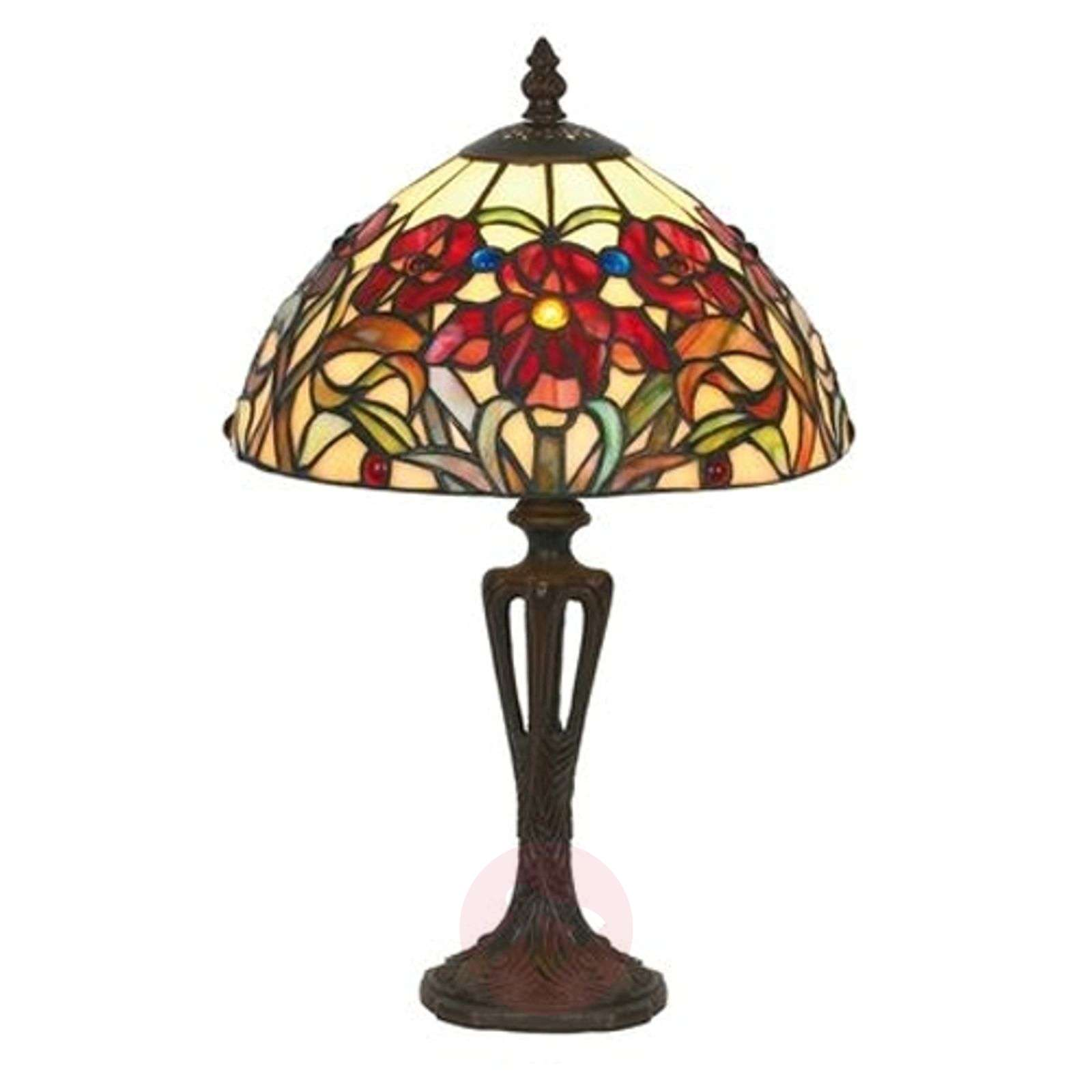 ELINE classic Tiffany style table lamp, 40 cm-1032169-01