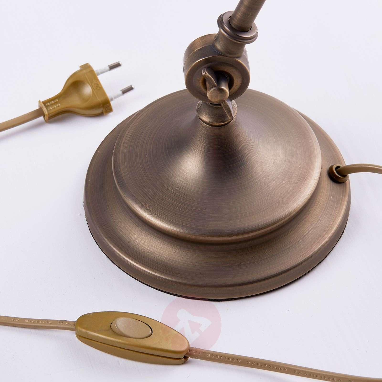 Ellisen desk lamp in bronze-9620985-02