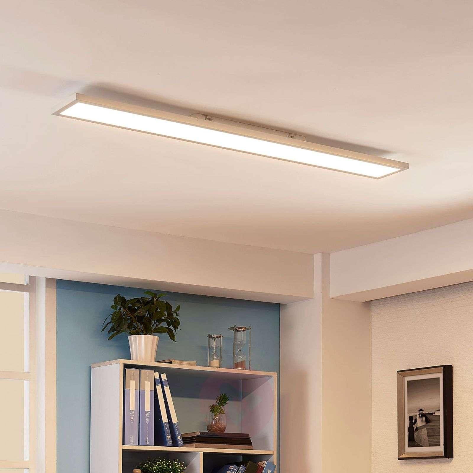 Elongated LED ceiling lamp Enora, 40 W_9621219_1