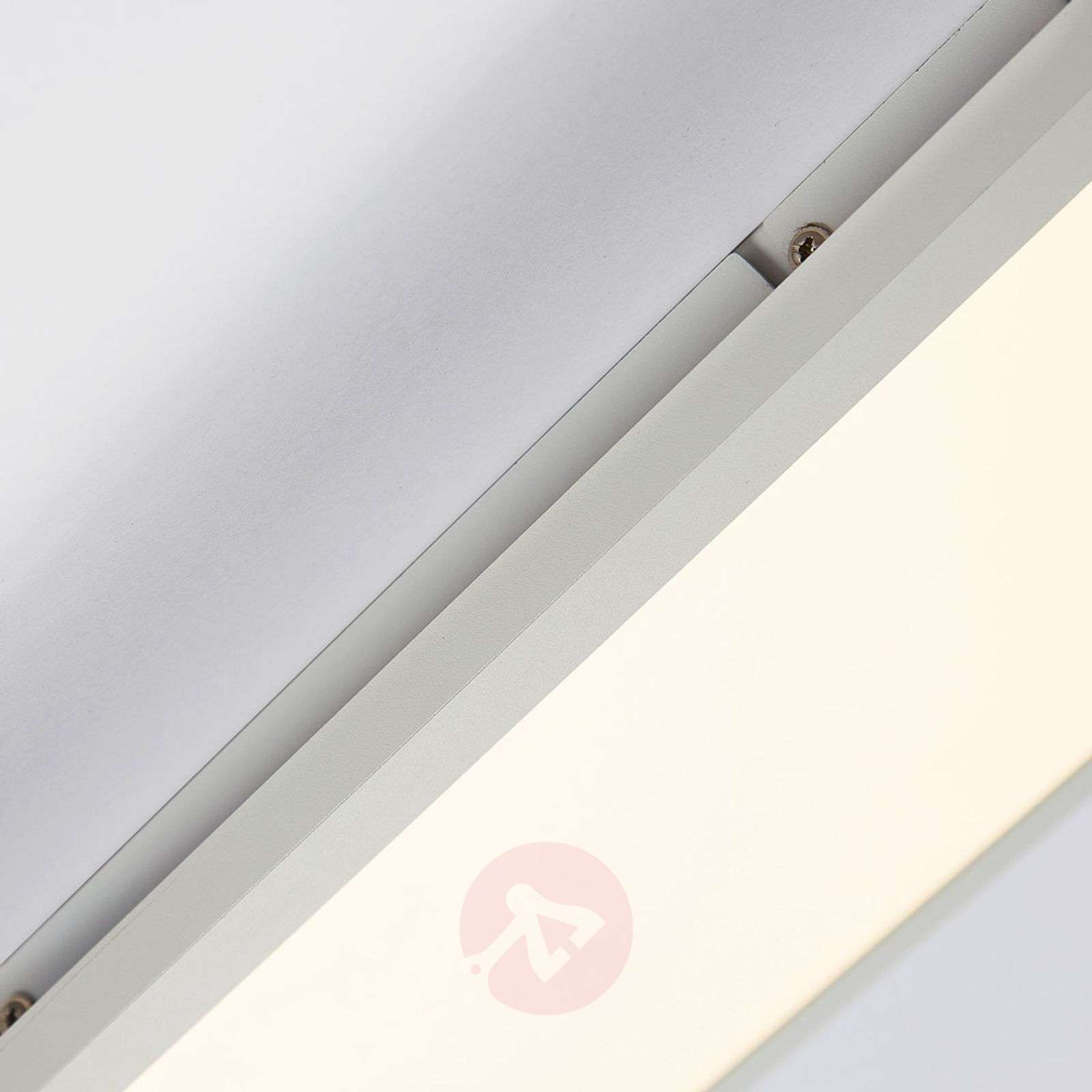 Elongated LED panel Enja, 30 x 80 cm-9621531-02