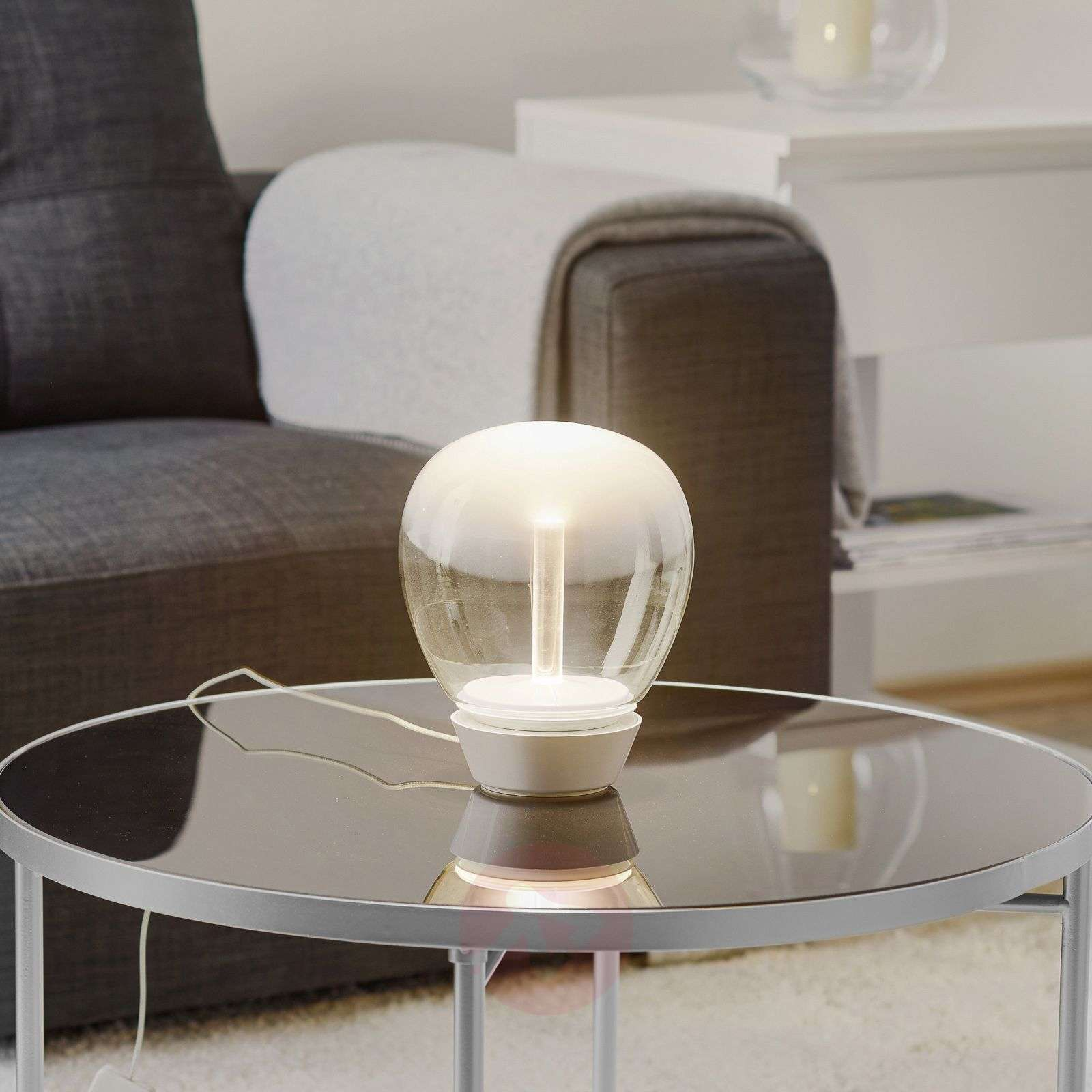 Empatia designer LED desk lamp, 16 cm-1060040-01