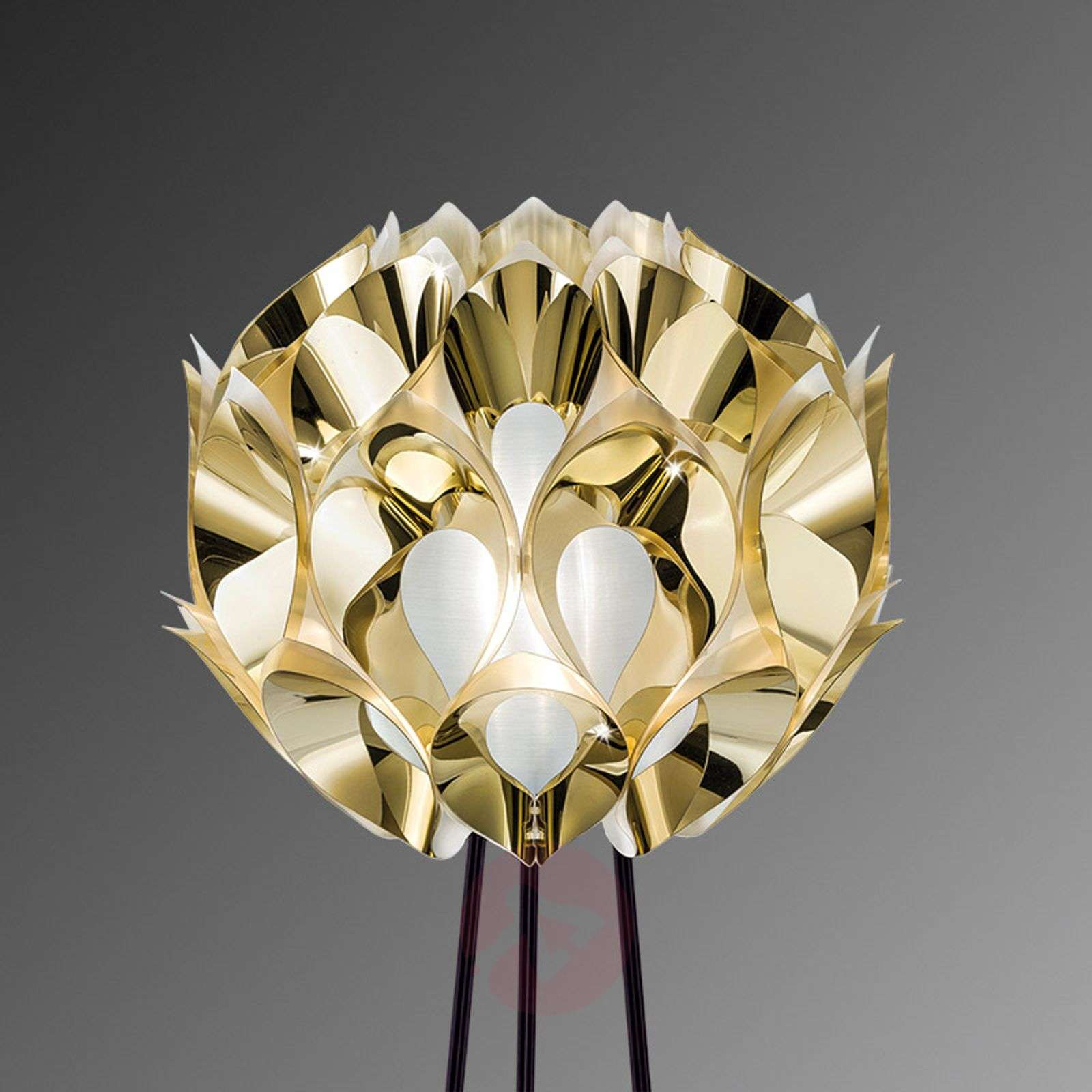 Enchanting Flora floor lamp in gold-8503237-01
