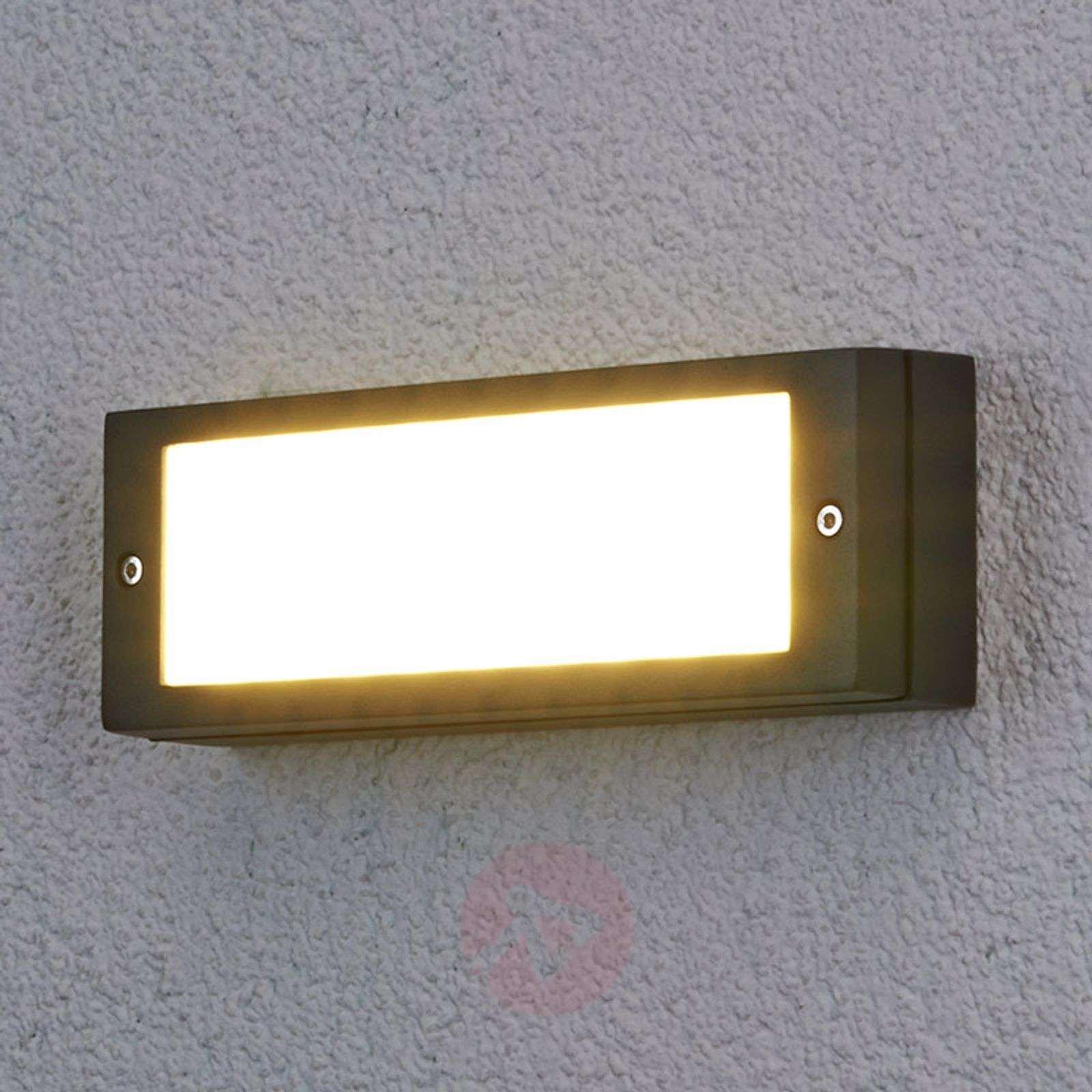 Energy saving Rachel LED outdoor wall light-9618007-01