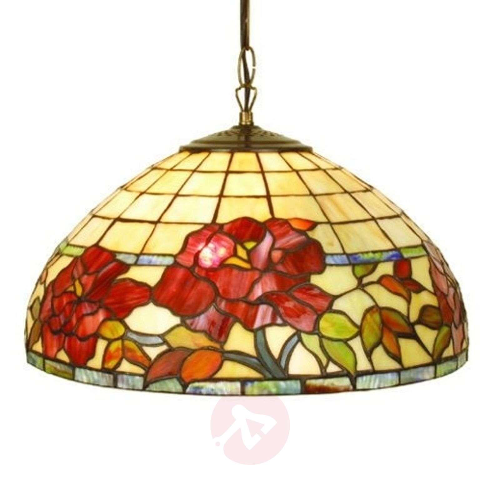 ESMEE ornate hanging light, 2-bulb-1032173-01
