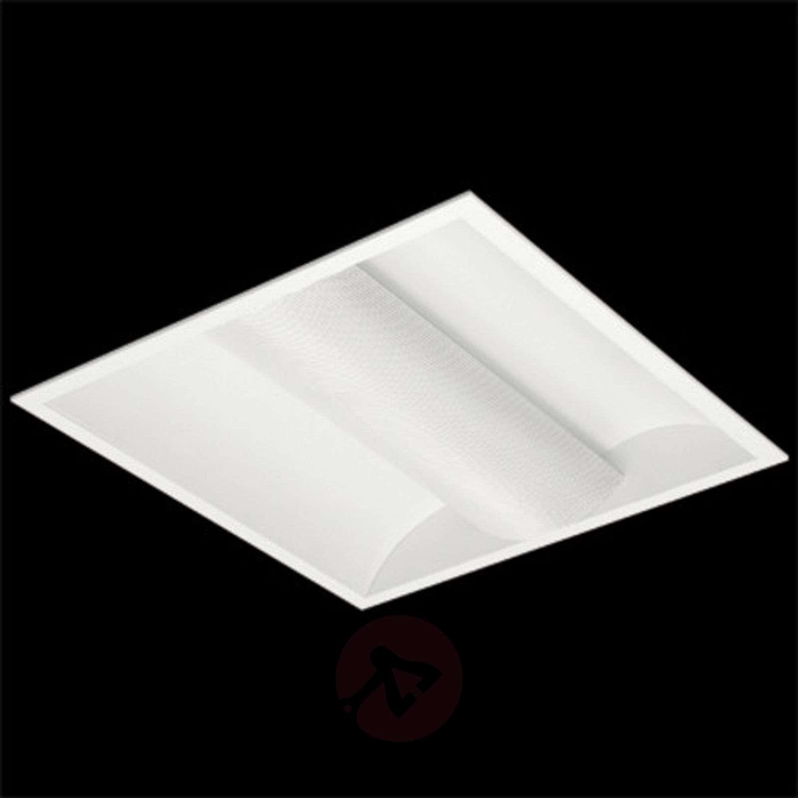 Eve recessed ceiling light, soft light 2x36W-1002342-01
