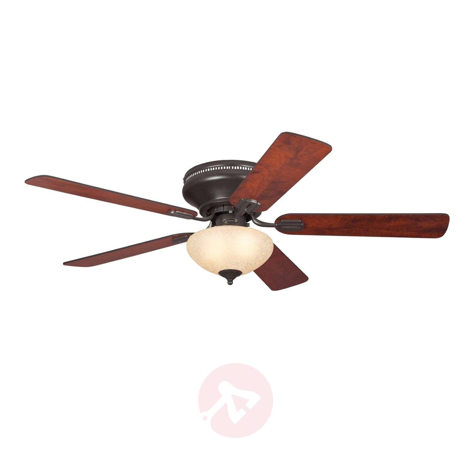 Everett rustic ceiling fan with light-9602239-014