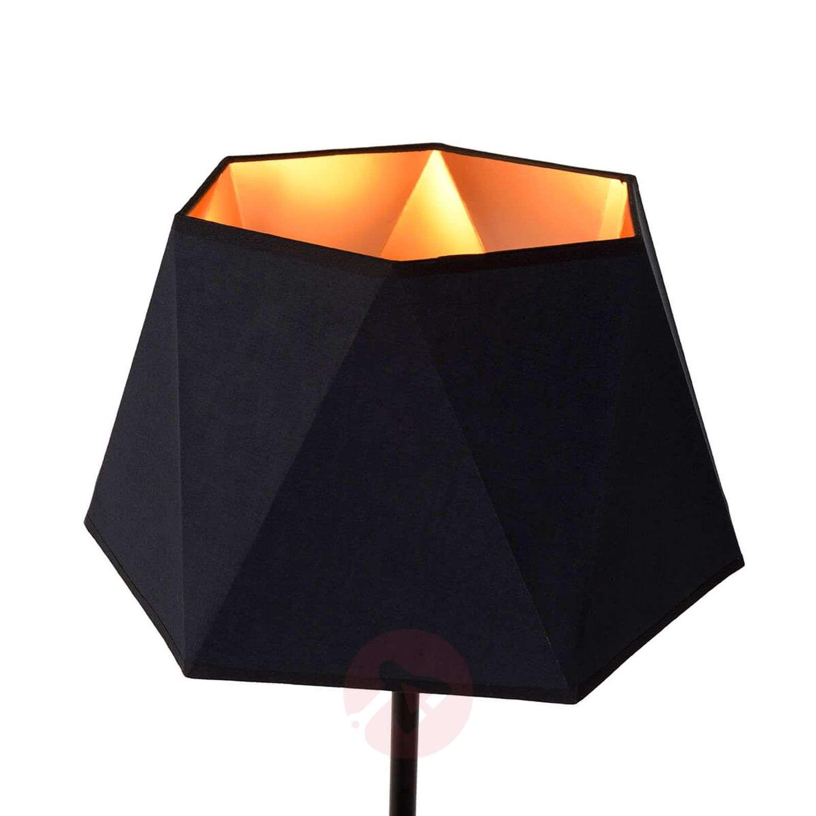 Excellent floor lamp Alegro in black-6055159-01