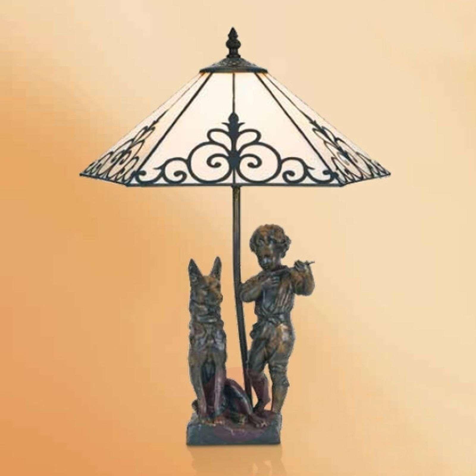 Exclusive table lamp Janett, 46 cm-1032303-01