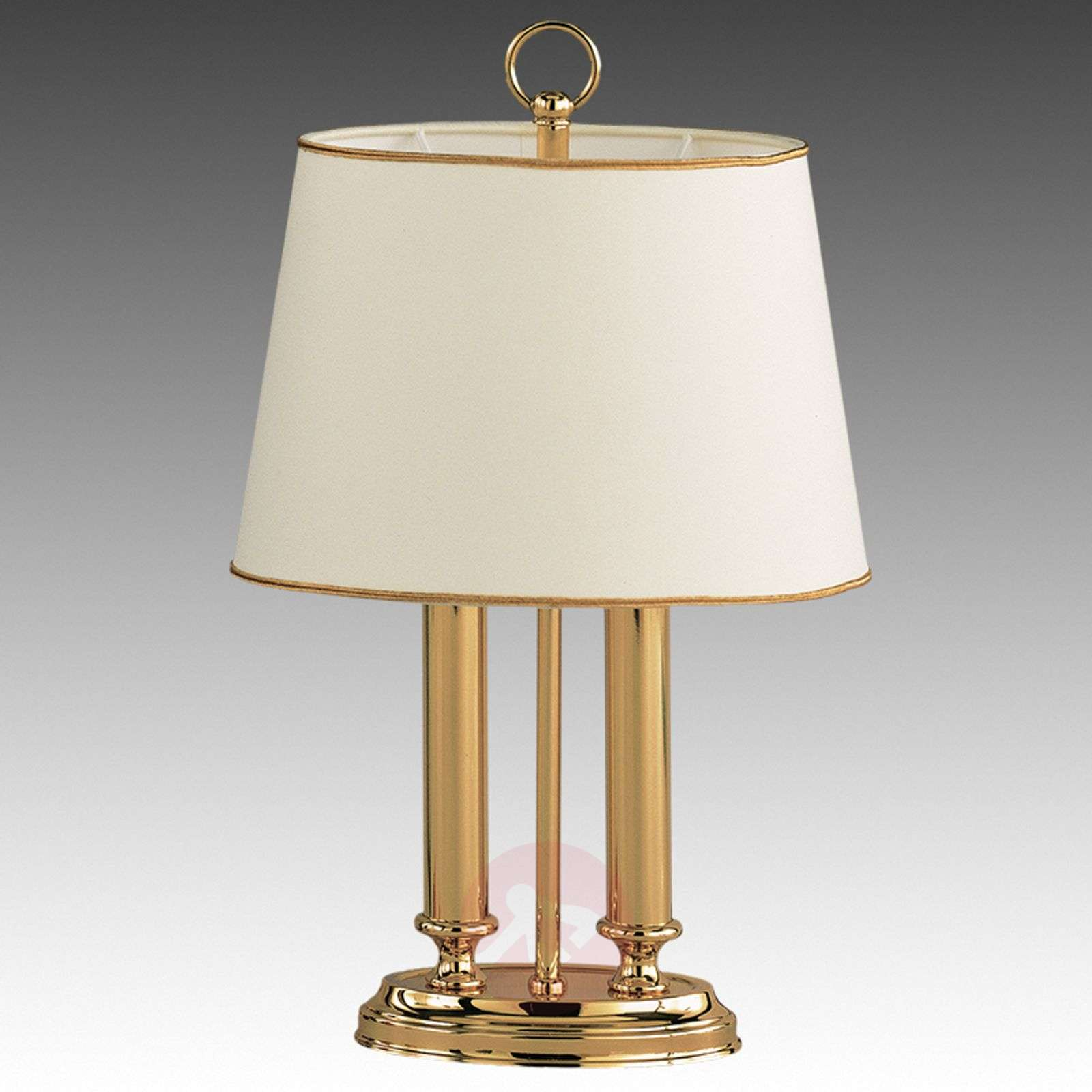 Exclusive table lamp Queen mini, brass-4002133-01