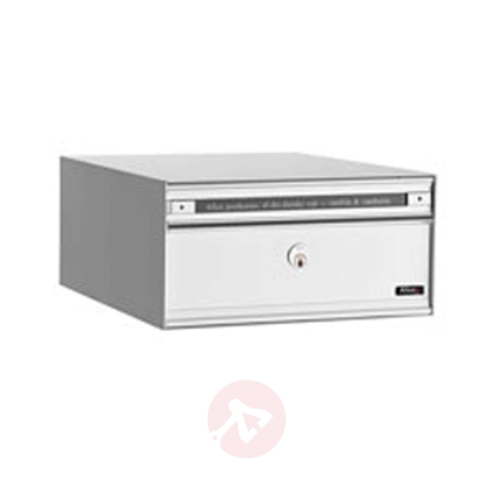 Expandable letterbox PC1, steel front-1045061X-01