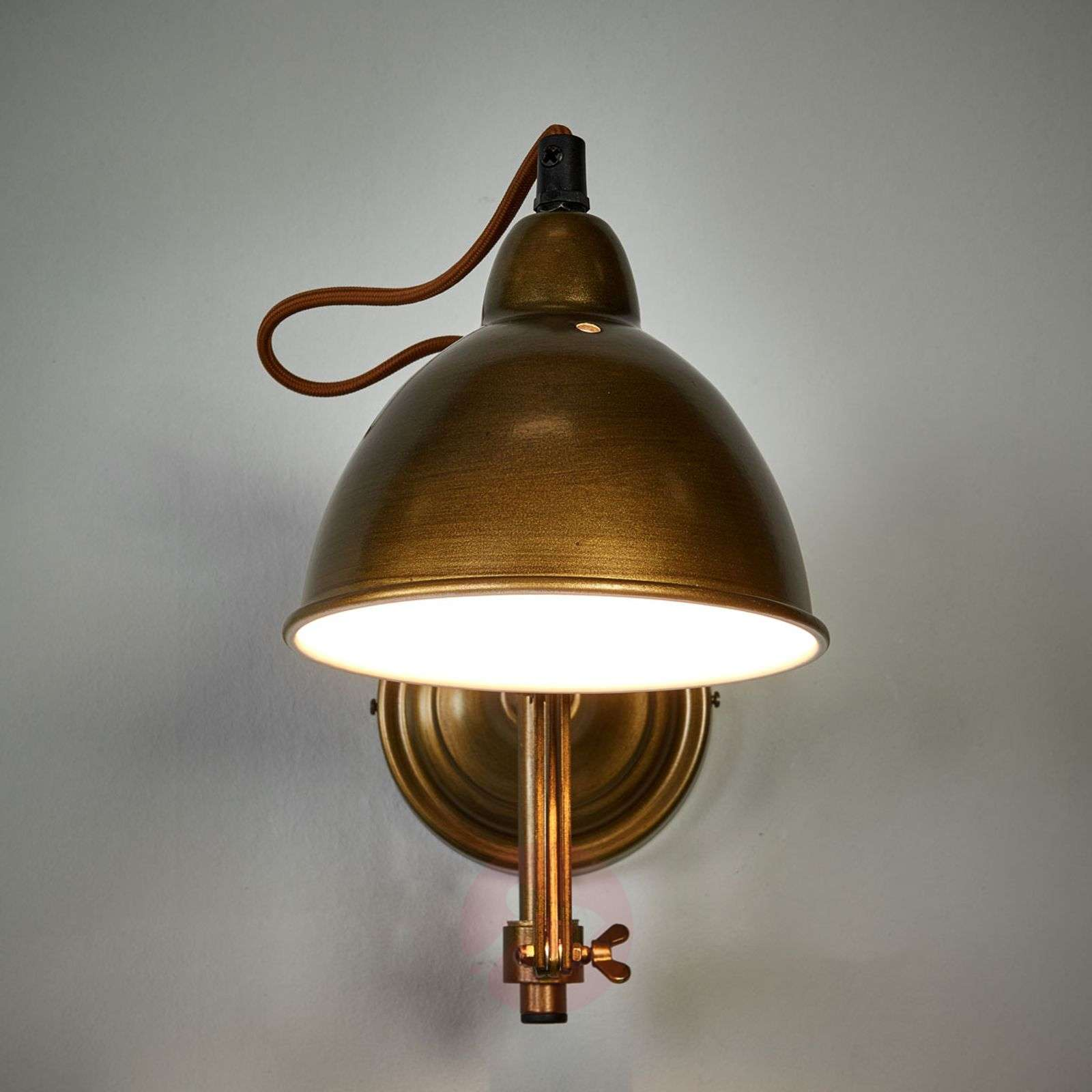 Extendible wall light Norwin-8553062-02