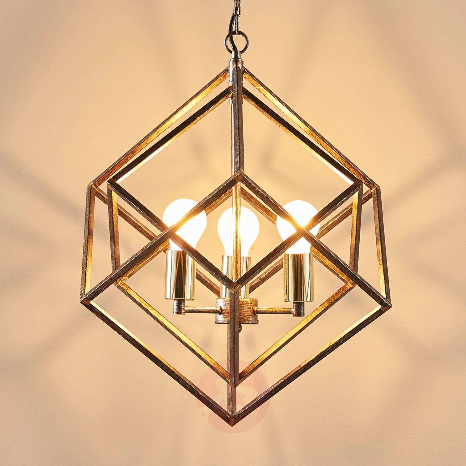 Extraordinary hanging lamp Lorenza-9620906-03