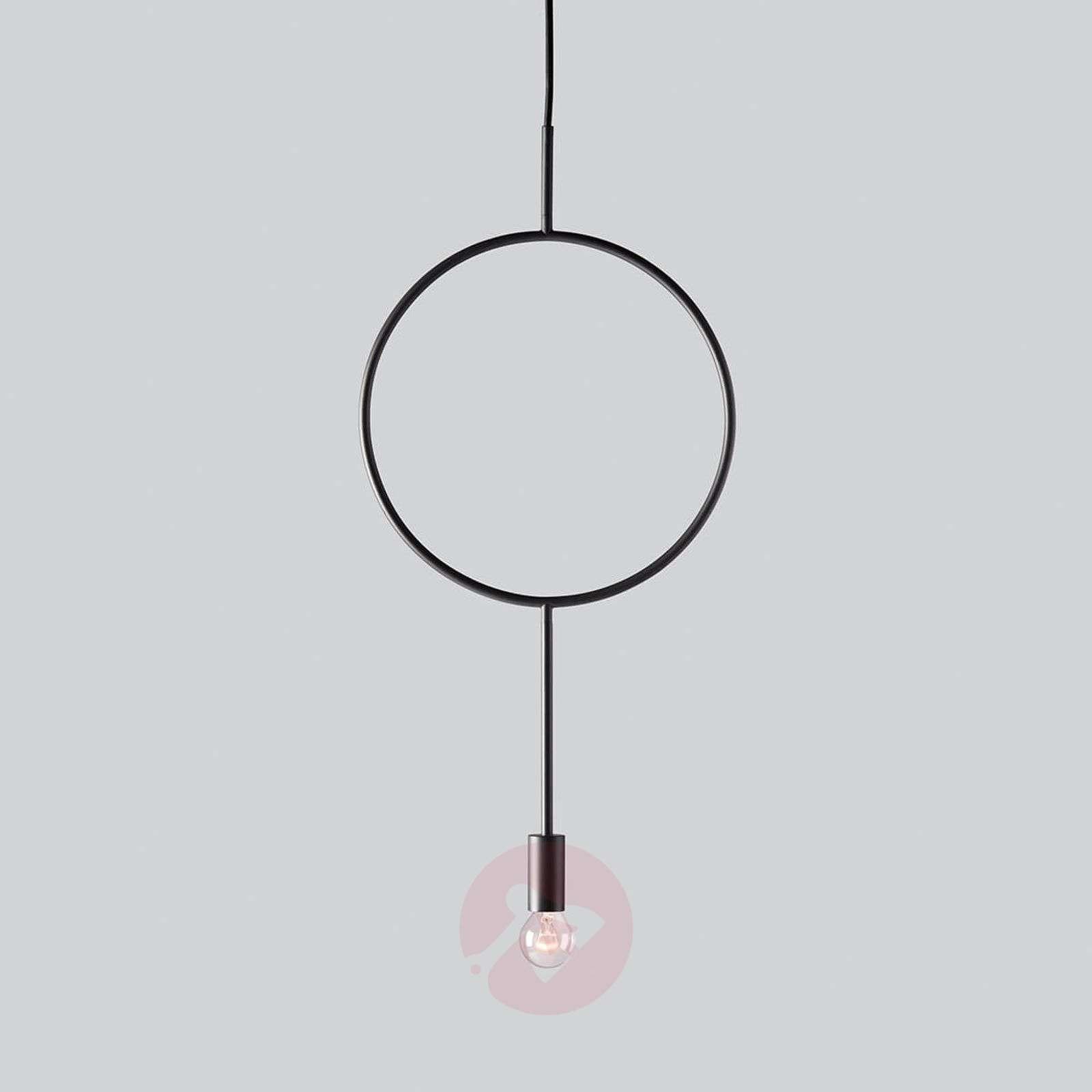 Extravagant designer hanging light Circle-7013098-01