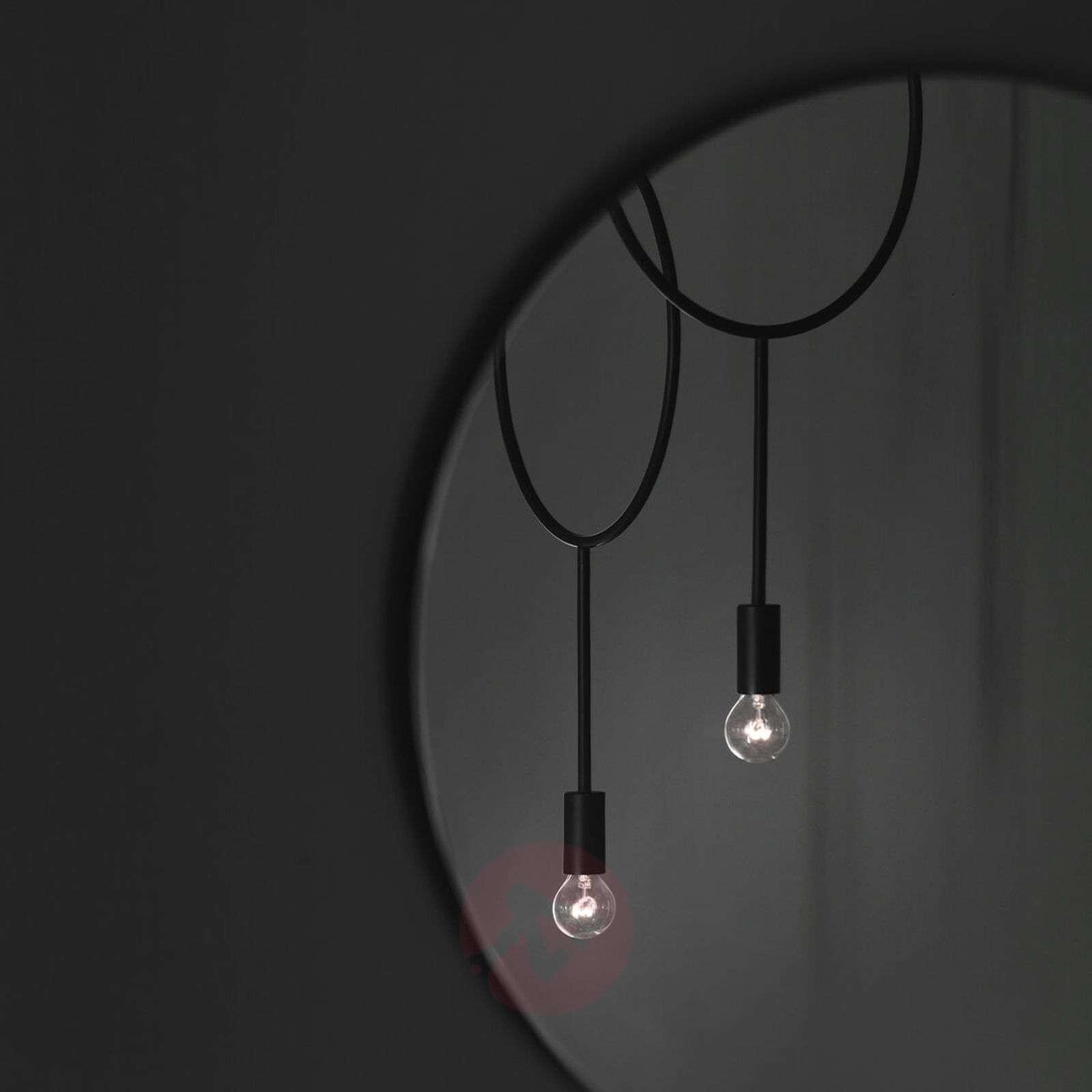 Extravagant designer hanging light Circle-7013098-02