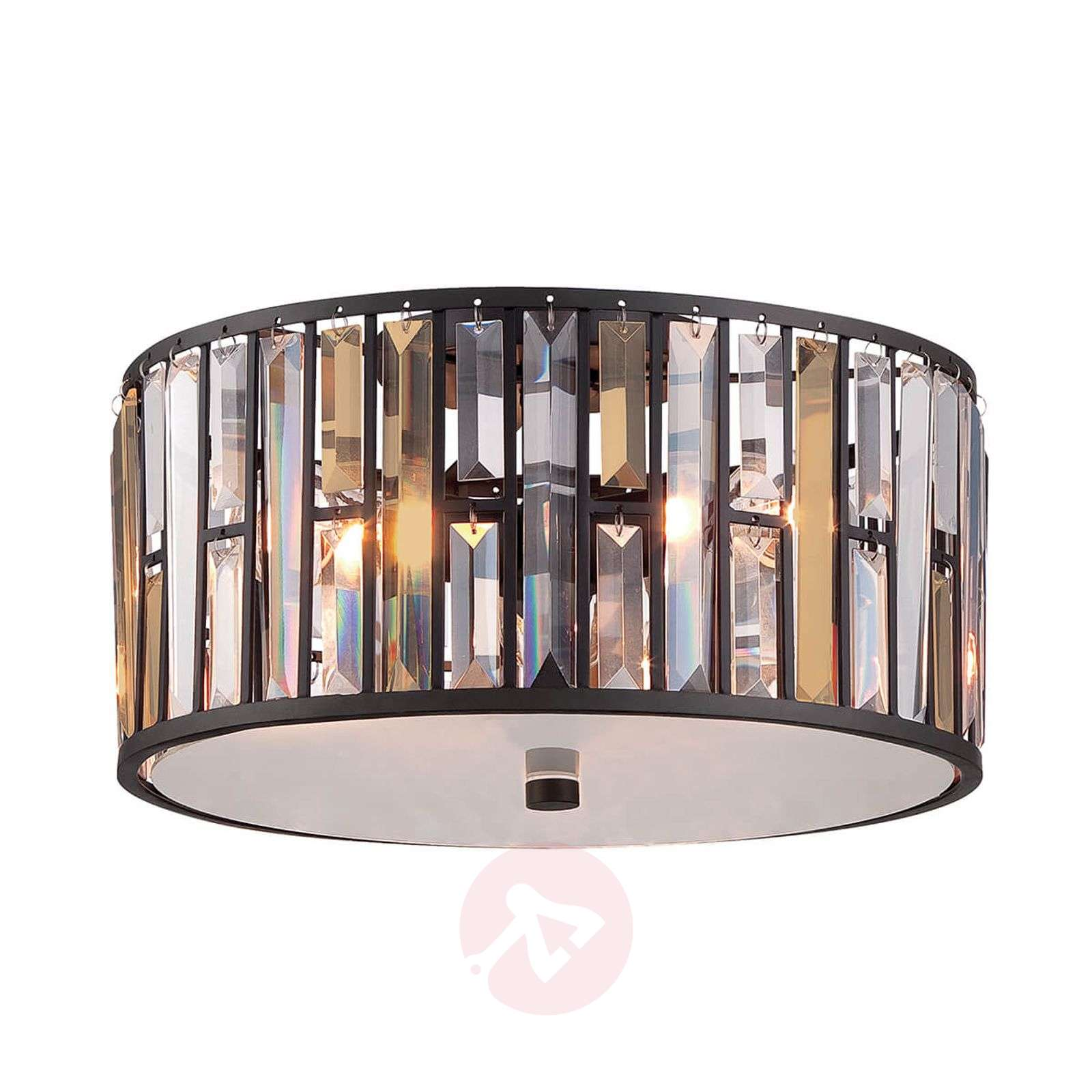 Fantastic crystal ceiling light Gemma-3048536-01