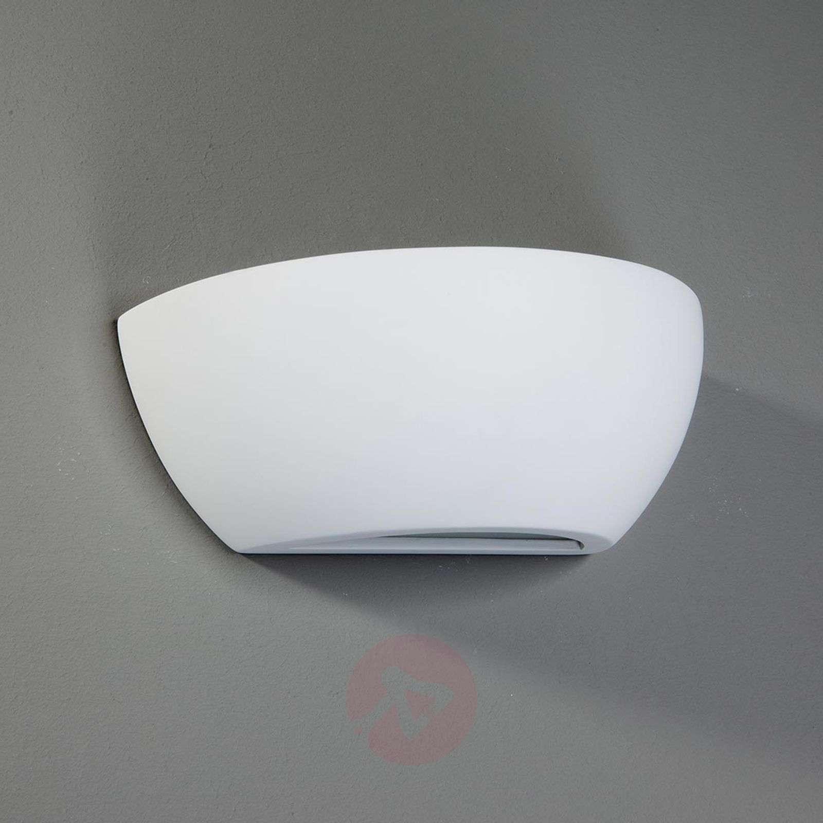 Felia Wall Light Elegant Plaster White-9613007-02