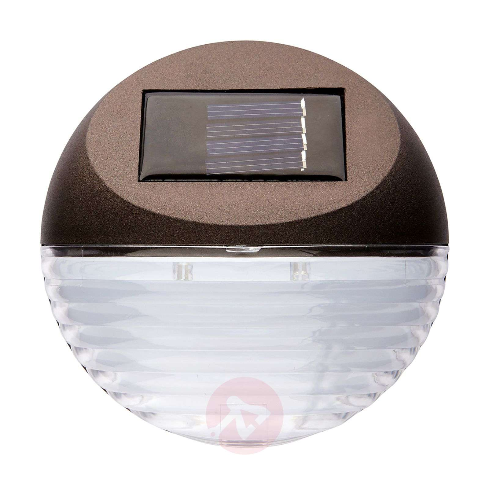 Fency LED solar wall light in set of 3-1523069-01
