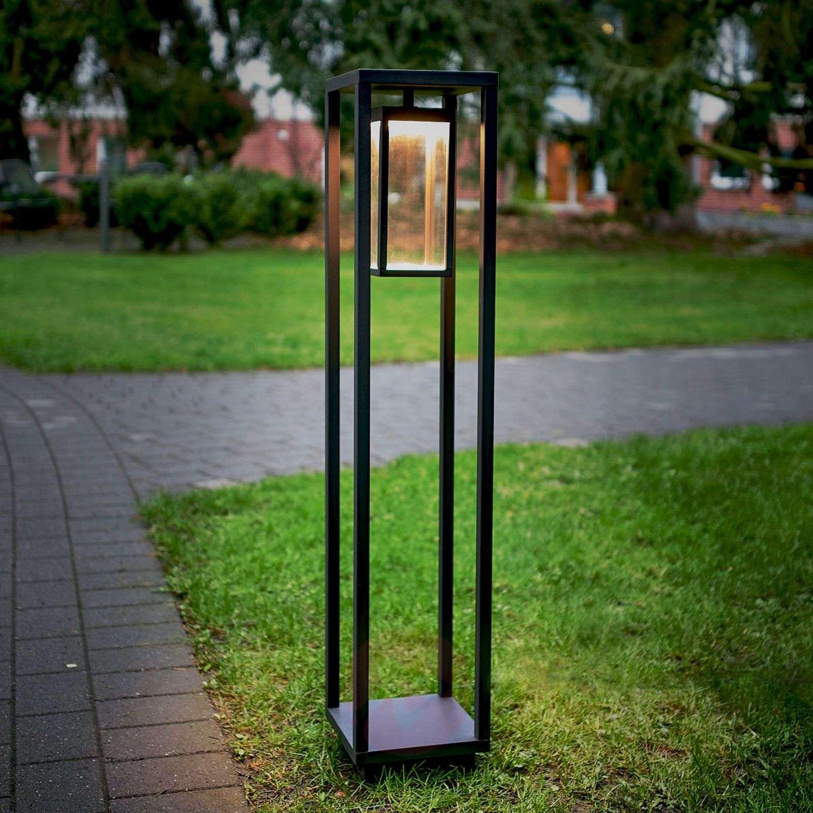 Ferdinand frame-shaped LED bollard light-9619151-02