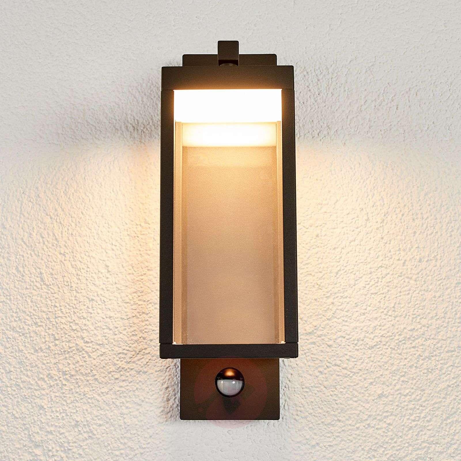 Ferdinand motion sensor outdoor wall lamp, LED-9619150-03