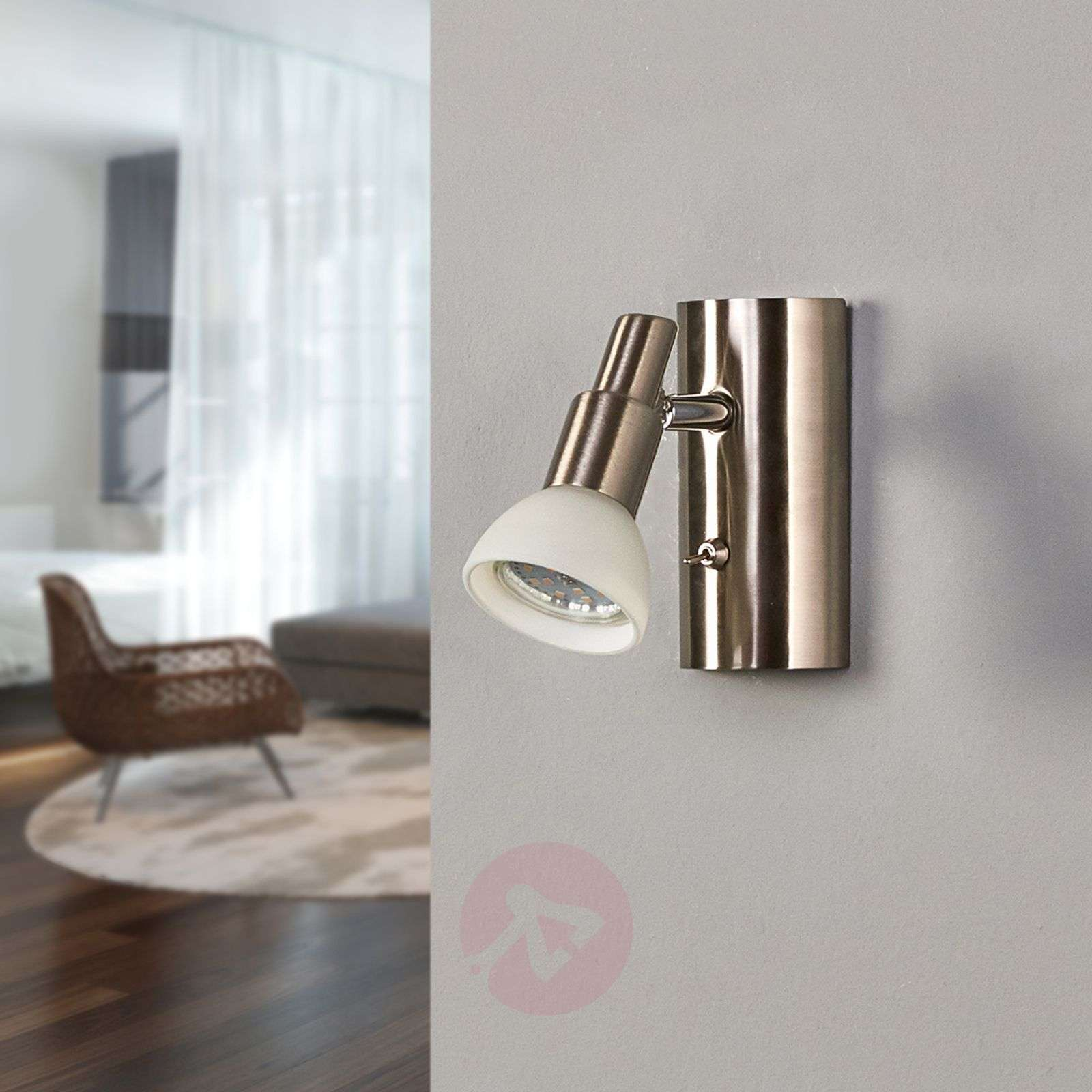 Fiona LED wall lamp with switch-9970075-01