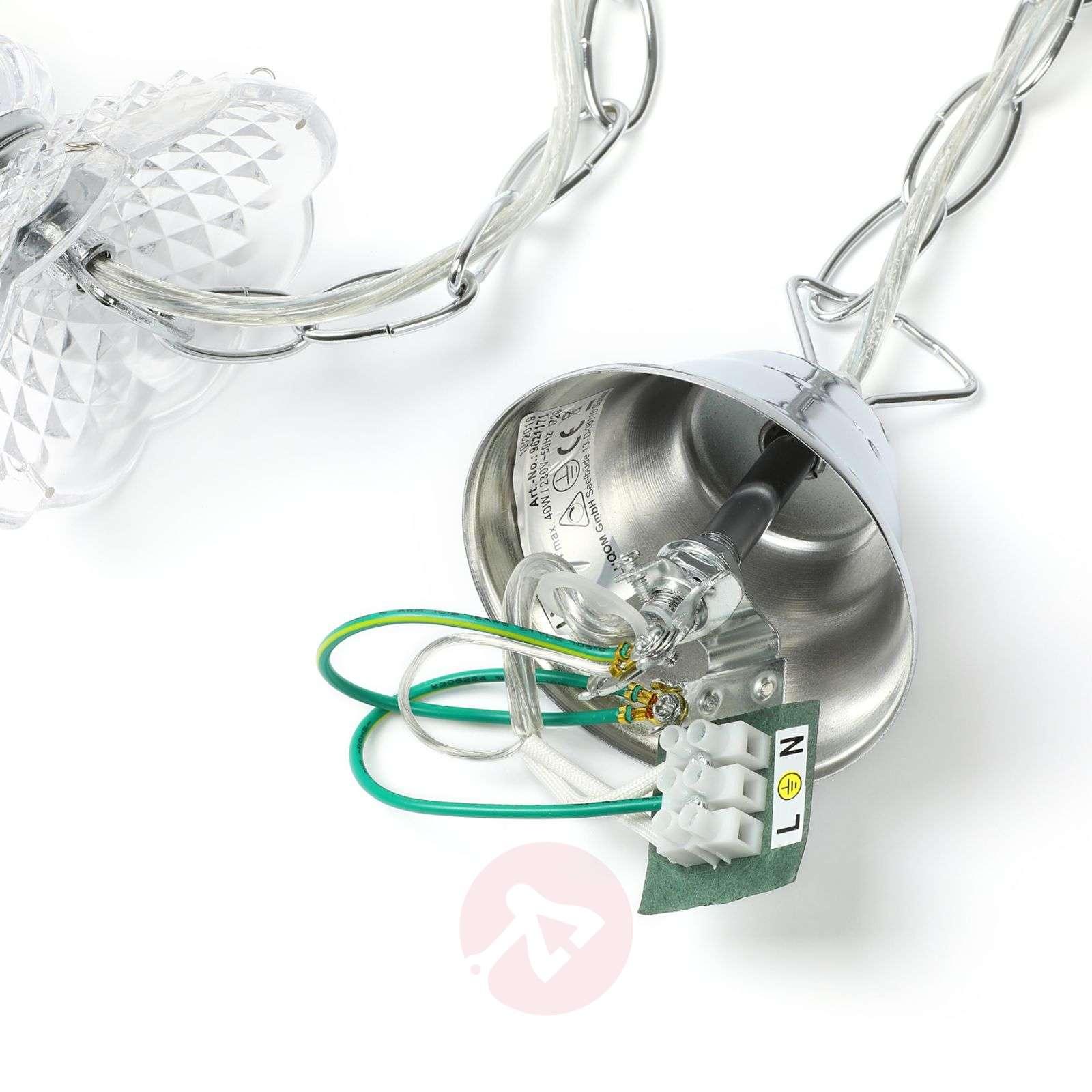 Five-bulb chandelier Merida-9621171-02