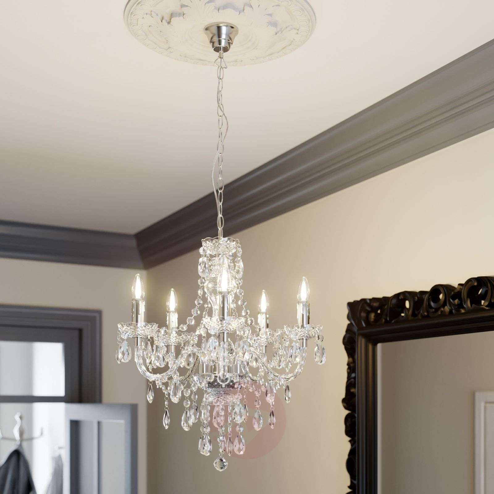 Five-bulb chandelier Merida-9621171-02