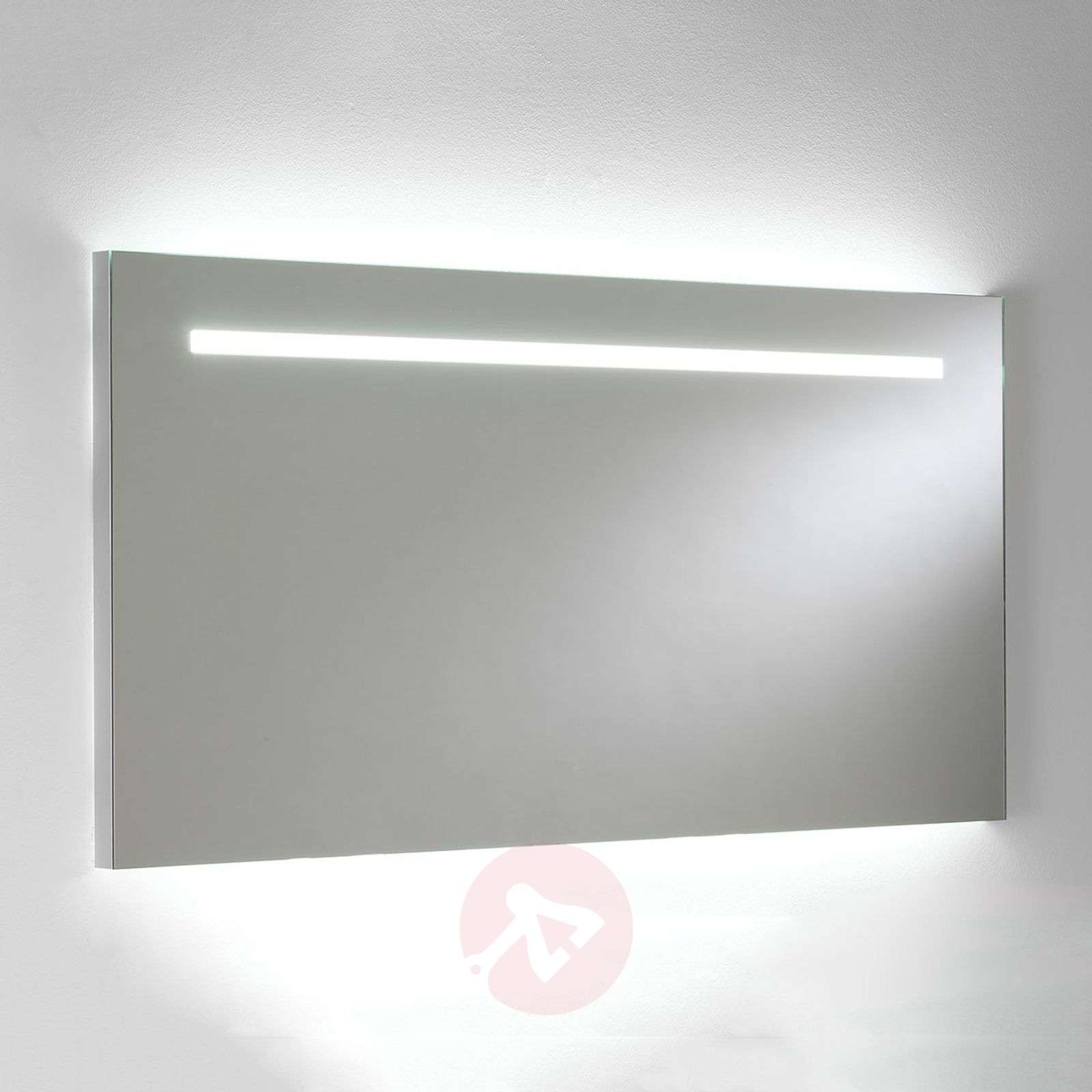 Flair Mirror with Integrated Lighting-1020056-02