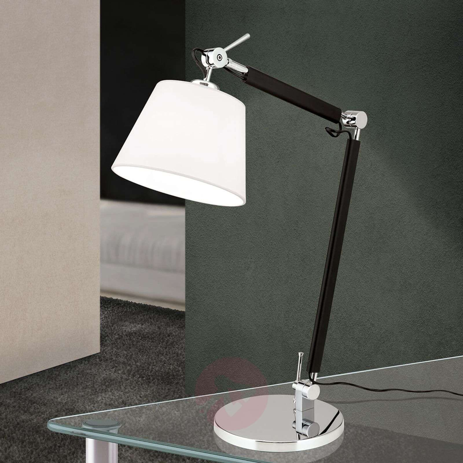 Flexible fabric desk lamp Leandro-7255329-01