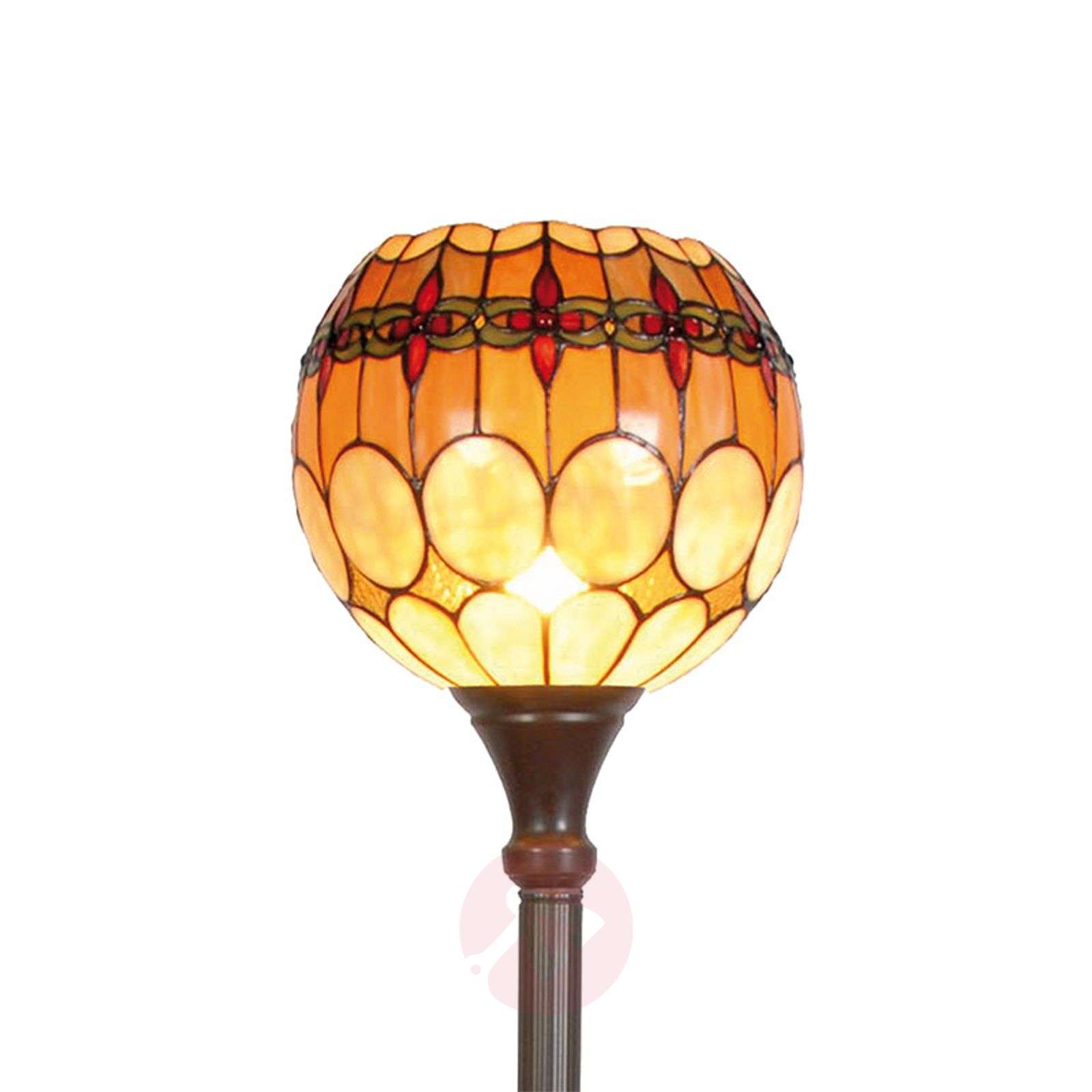 Floor lamp Niley in the Tiffany style-6064234-01