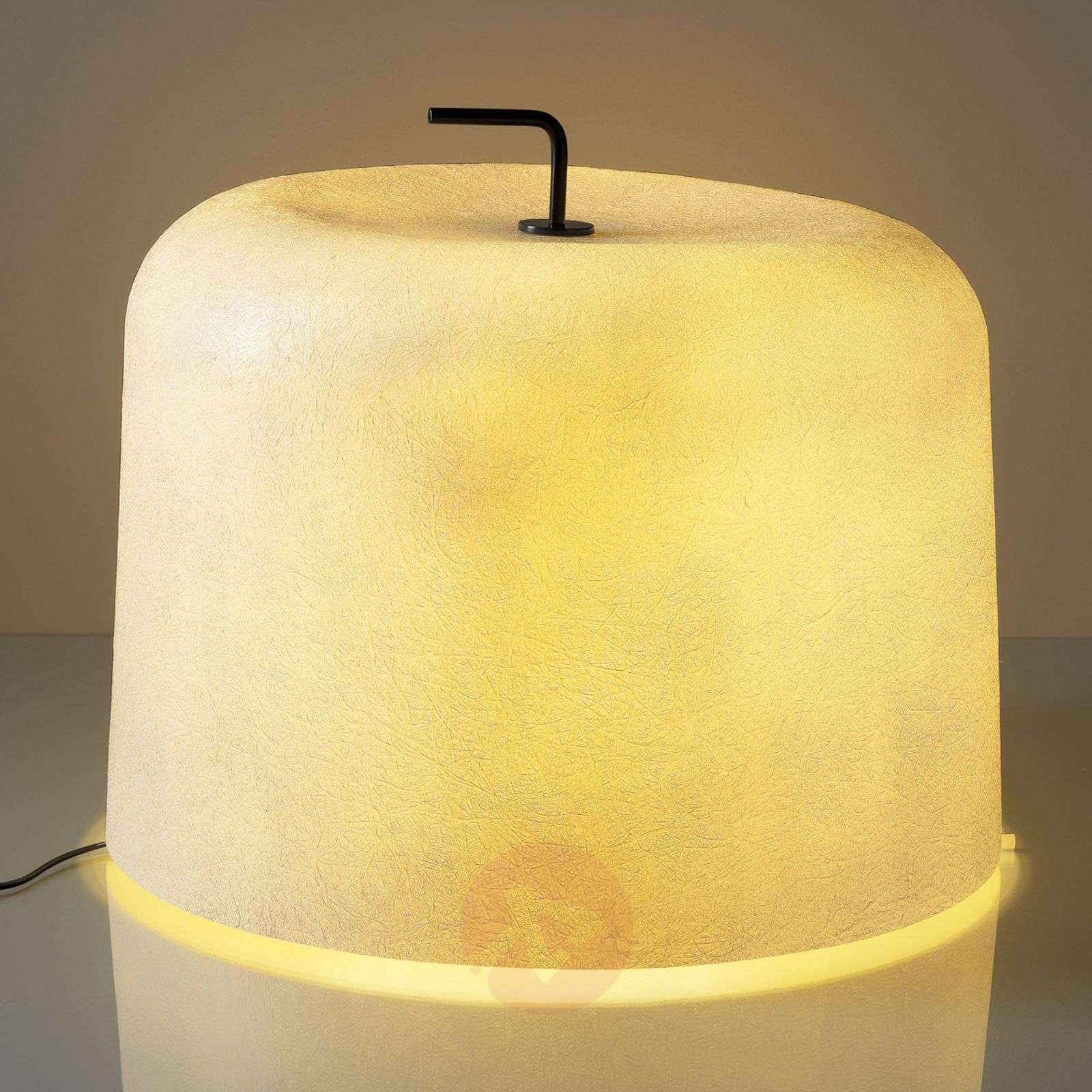 Floor lamp Ola Move with fibre glass lampshade-5501142X-01